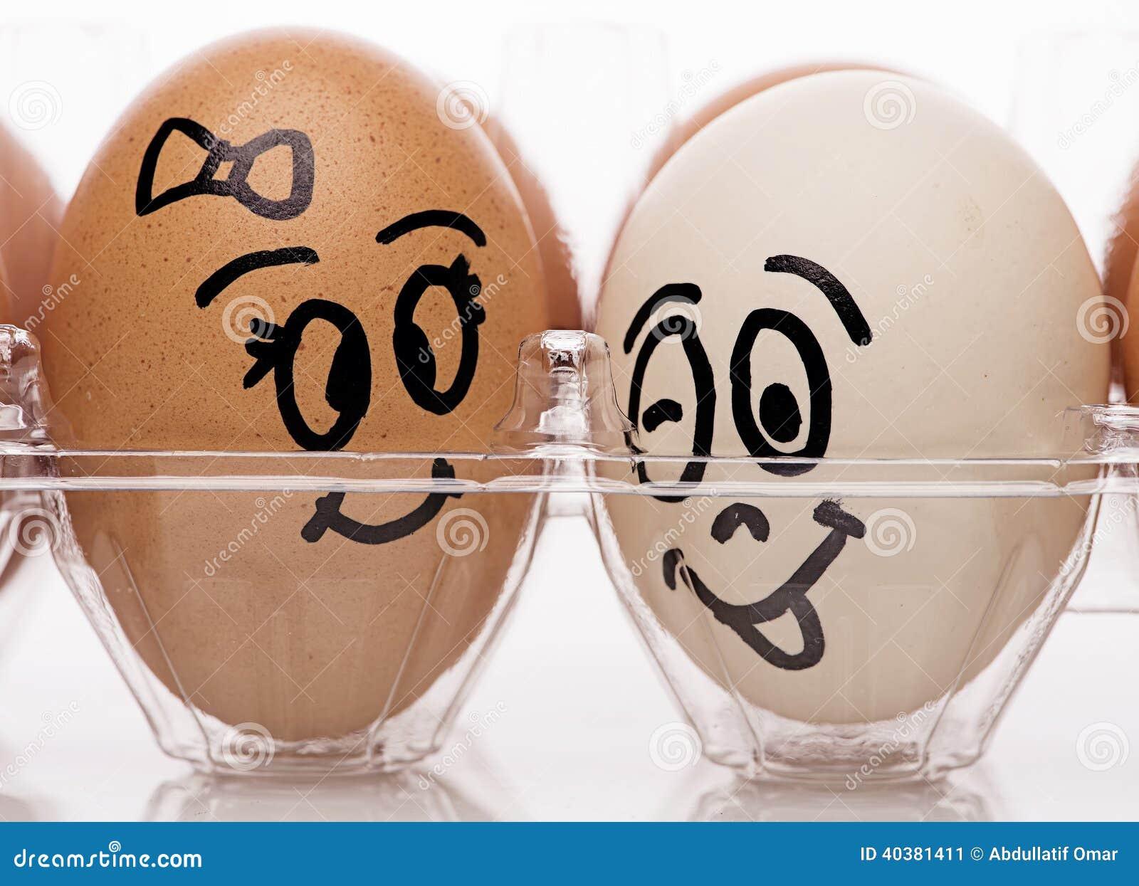 Pares del huevo