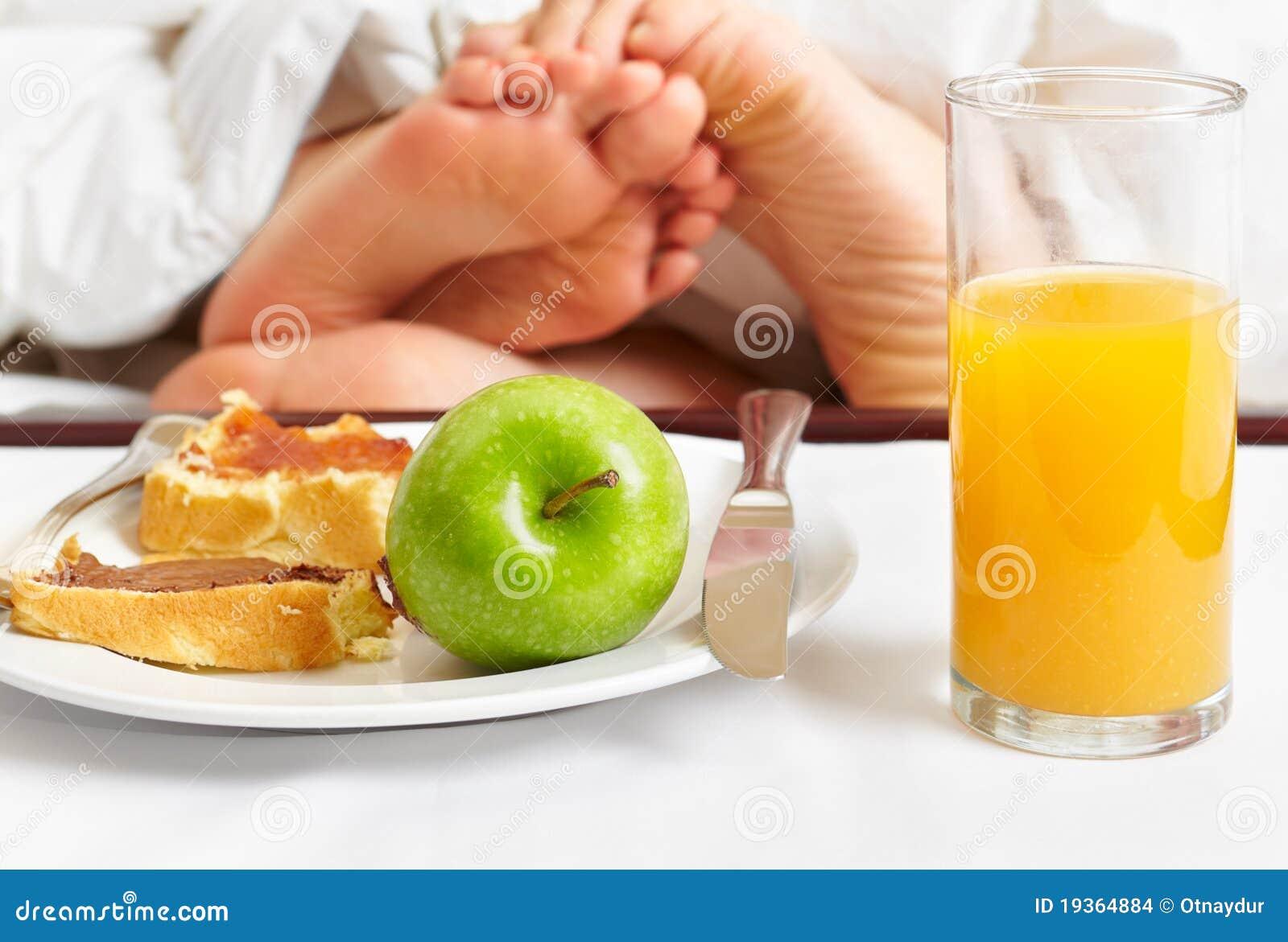 Pares e pequeno almoço Intimate
