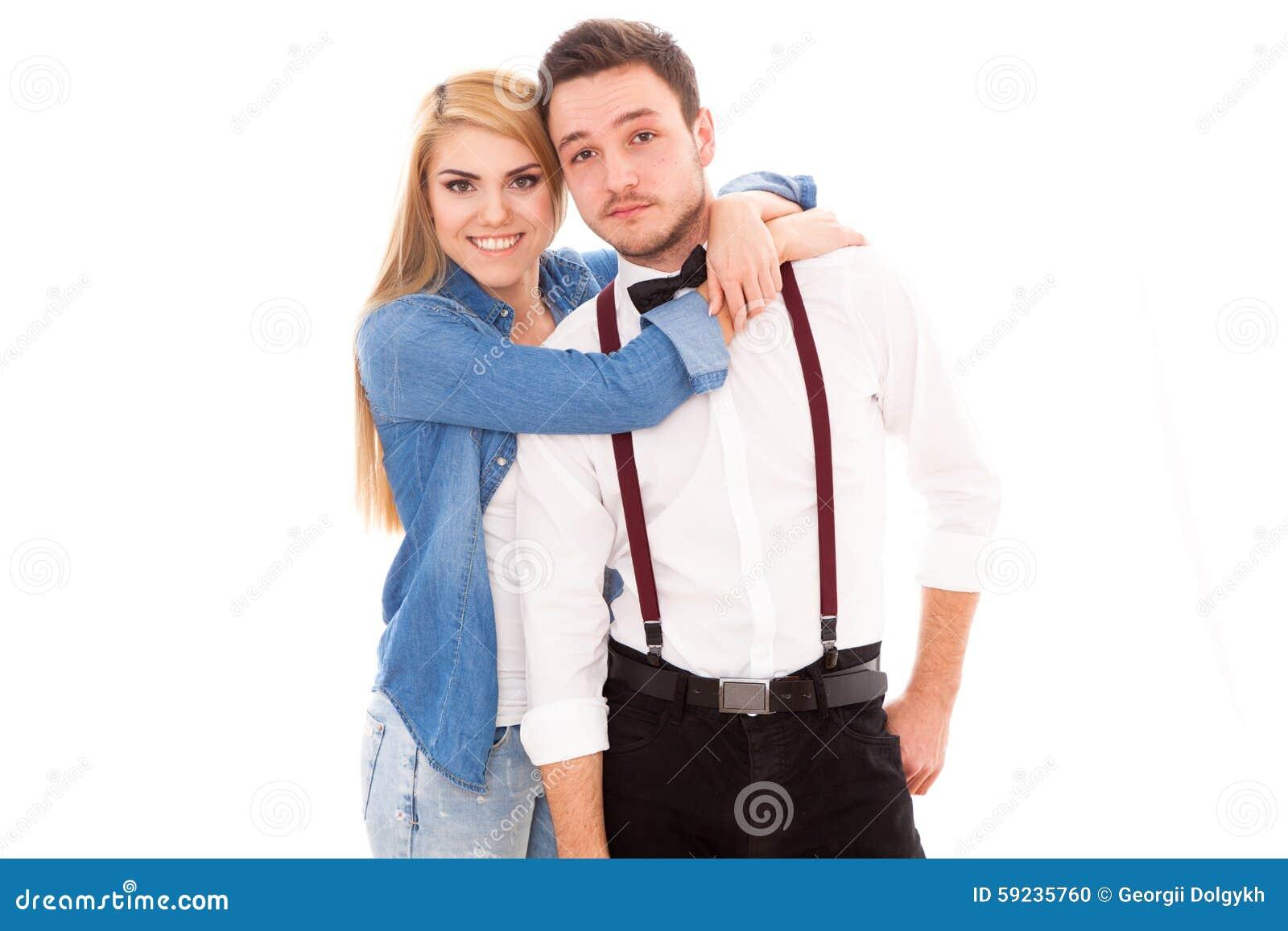 Download Pares Jovenes Del Inconformista Foto de archivo - Imagen de amor, amantes: 59235760