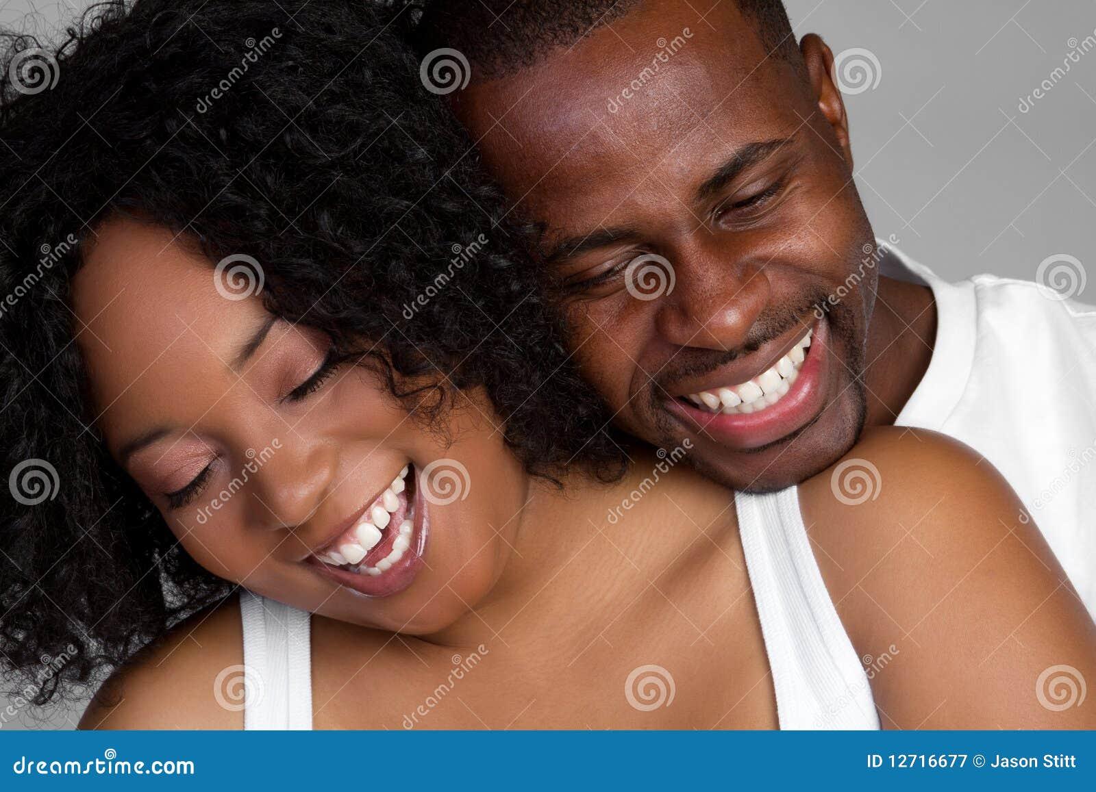 Pares negros de risa