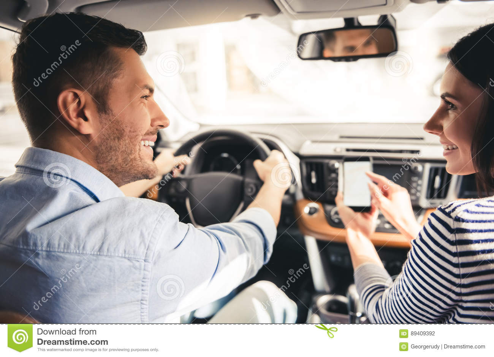 Pares no carro