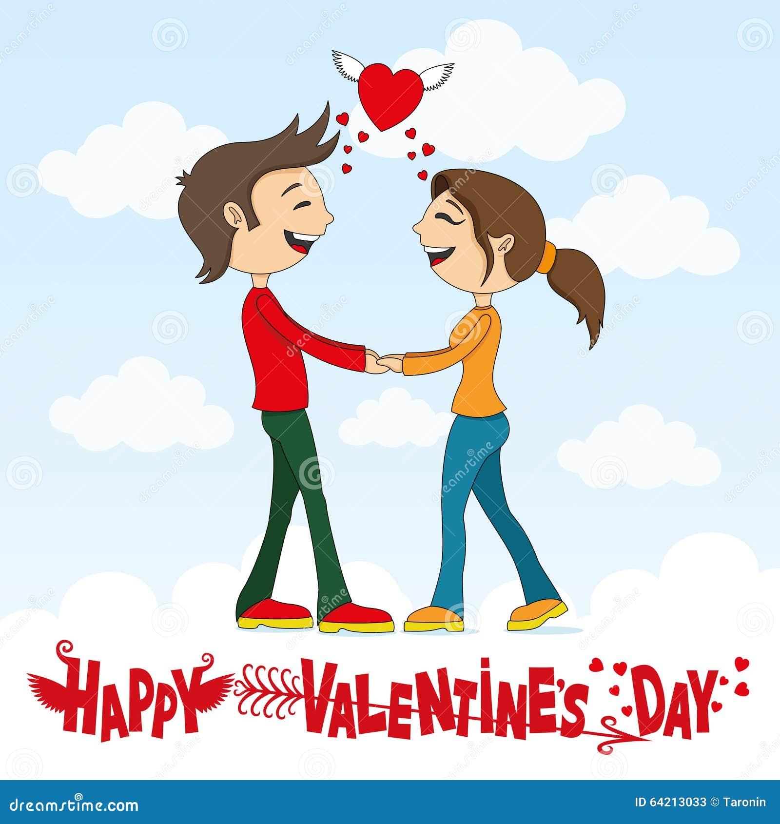 Pares y enhorabuena románticos