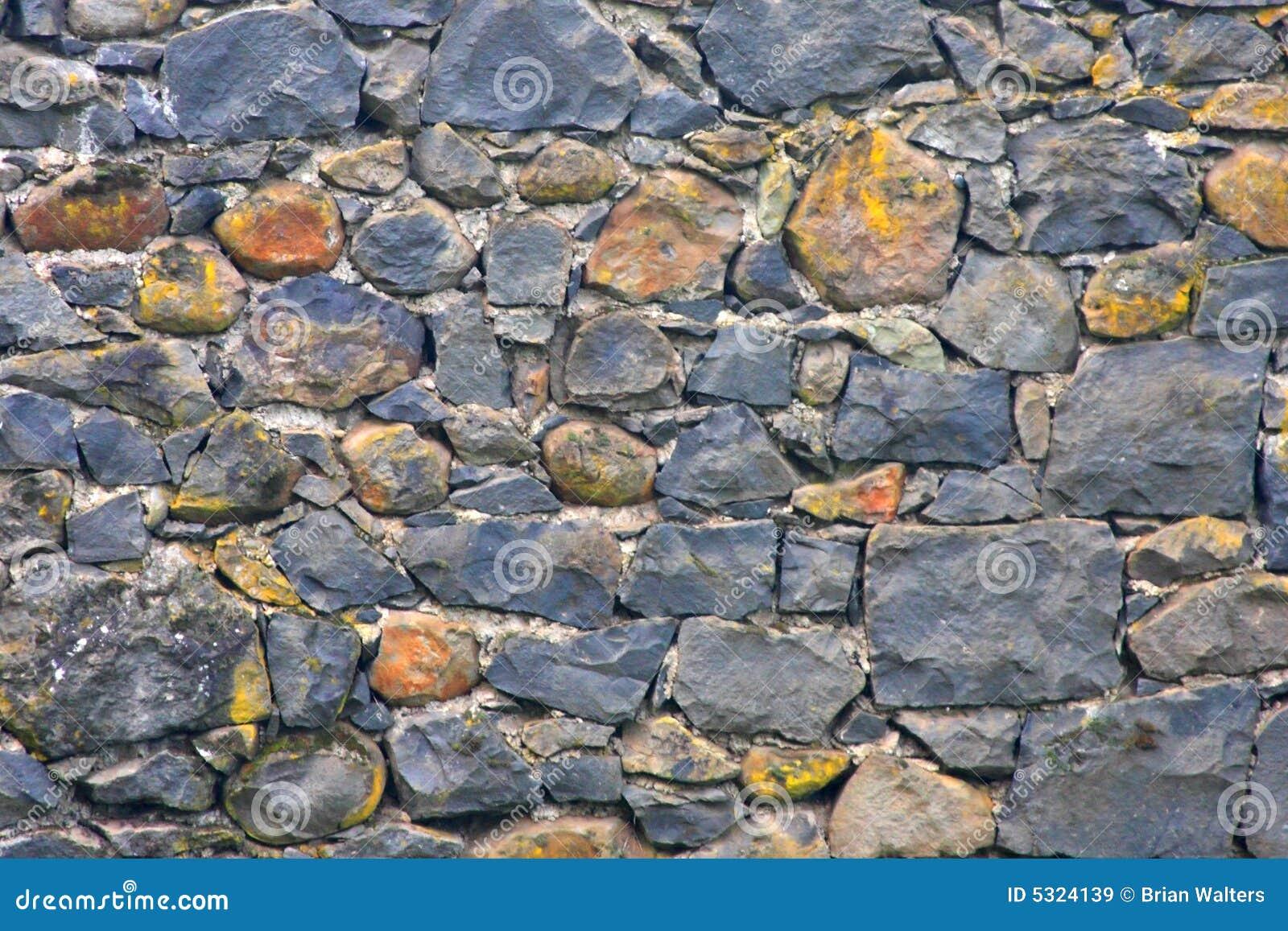 Download Parete Casuale Delle Macerie Immagine Stock - Immagine di mortaio, fondamento: 5324139