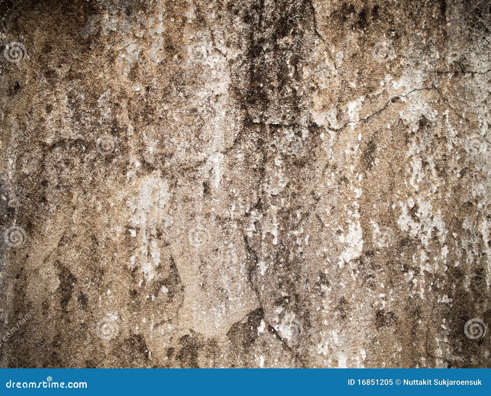 Pittura Effetto Intonaco Invecchiato parete dell'intonaco del cemento immagine stock - immagine
