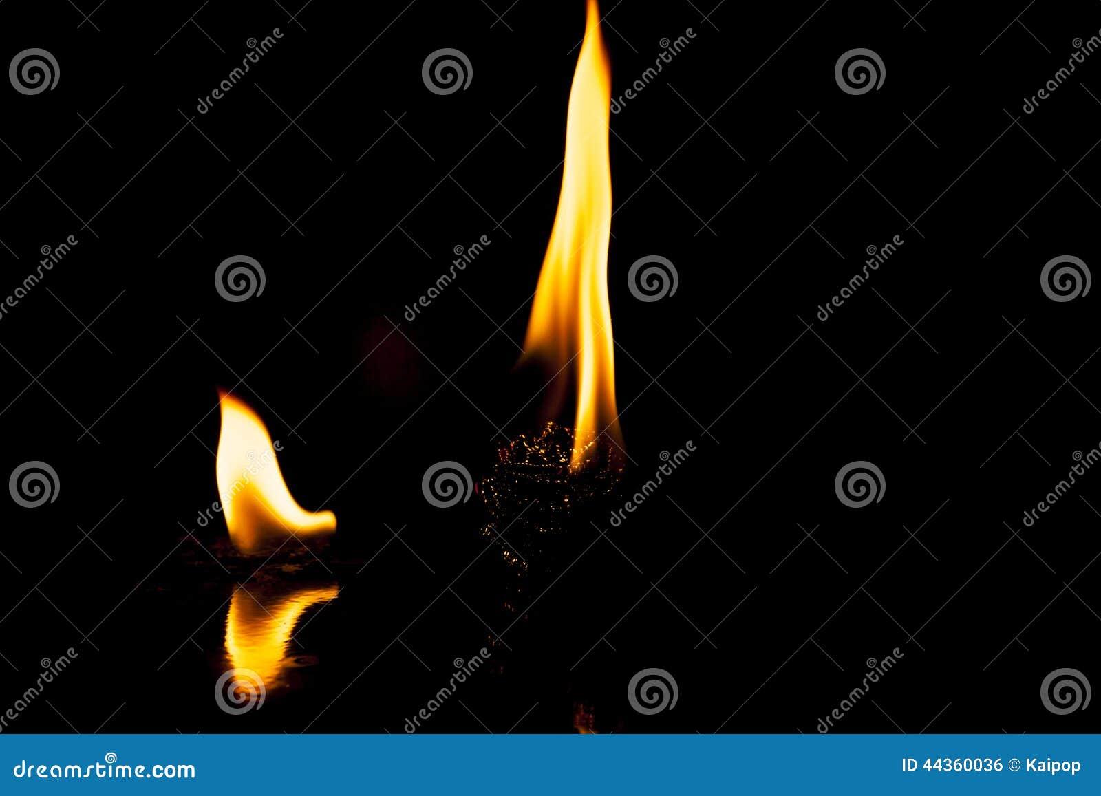 Parete delle fiamme