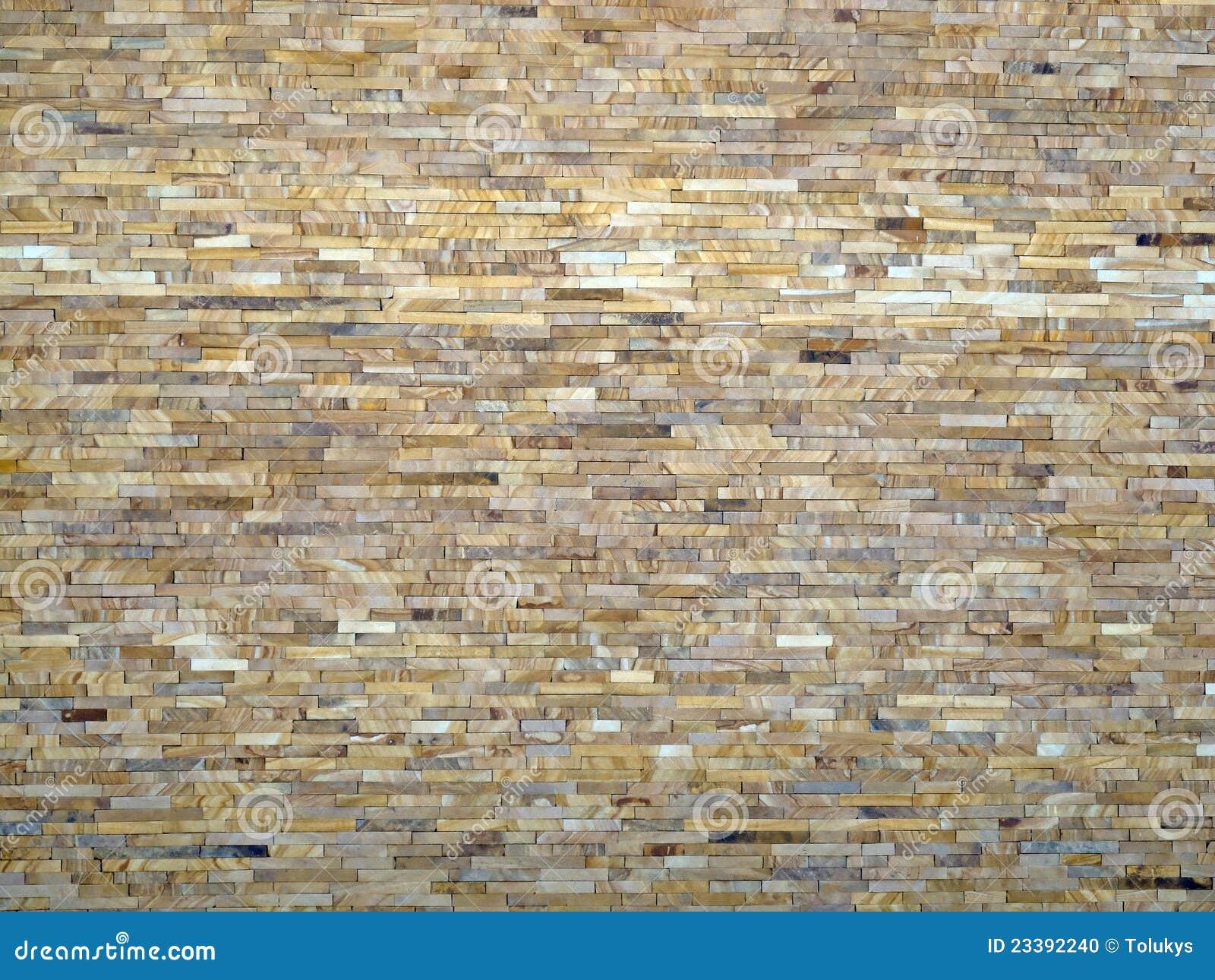 parete delle mattonelle di pietra fotografia stock immagine 23392240. Black Bedroom Furniture Sets. Home Design Ideas