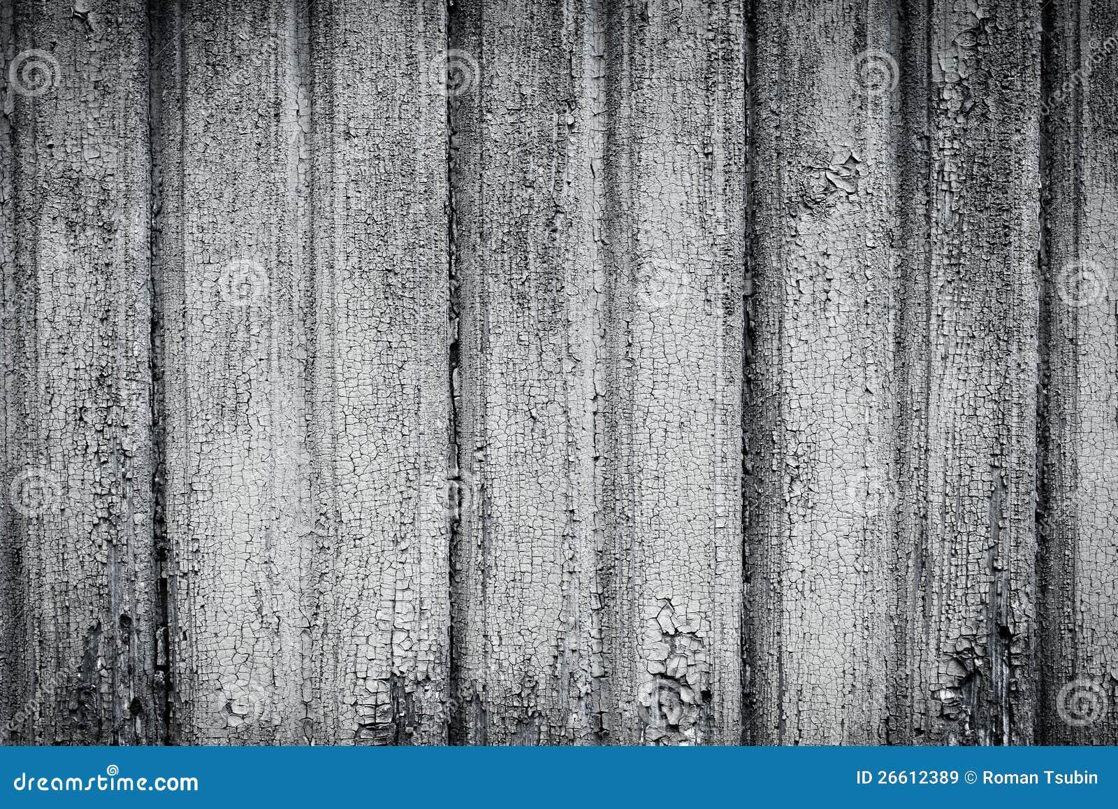 Legno Bianco E Nero : Parete di legno in bianco e nero della priorità bassa immagine