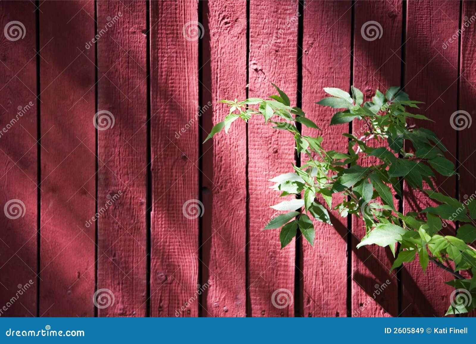 Parete di legno rossa immagini stock libere da diritti - Parete di legno ...