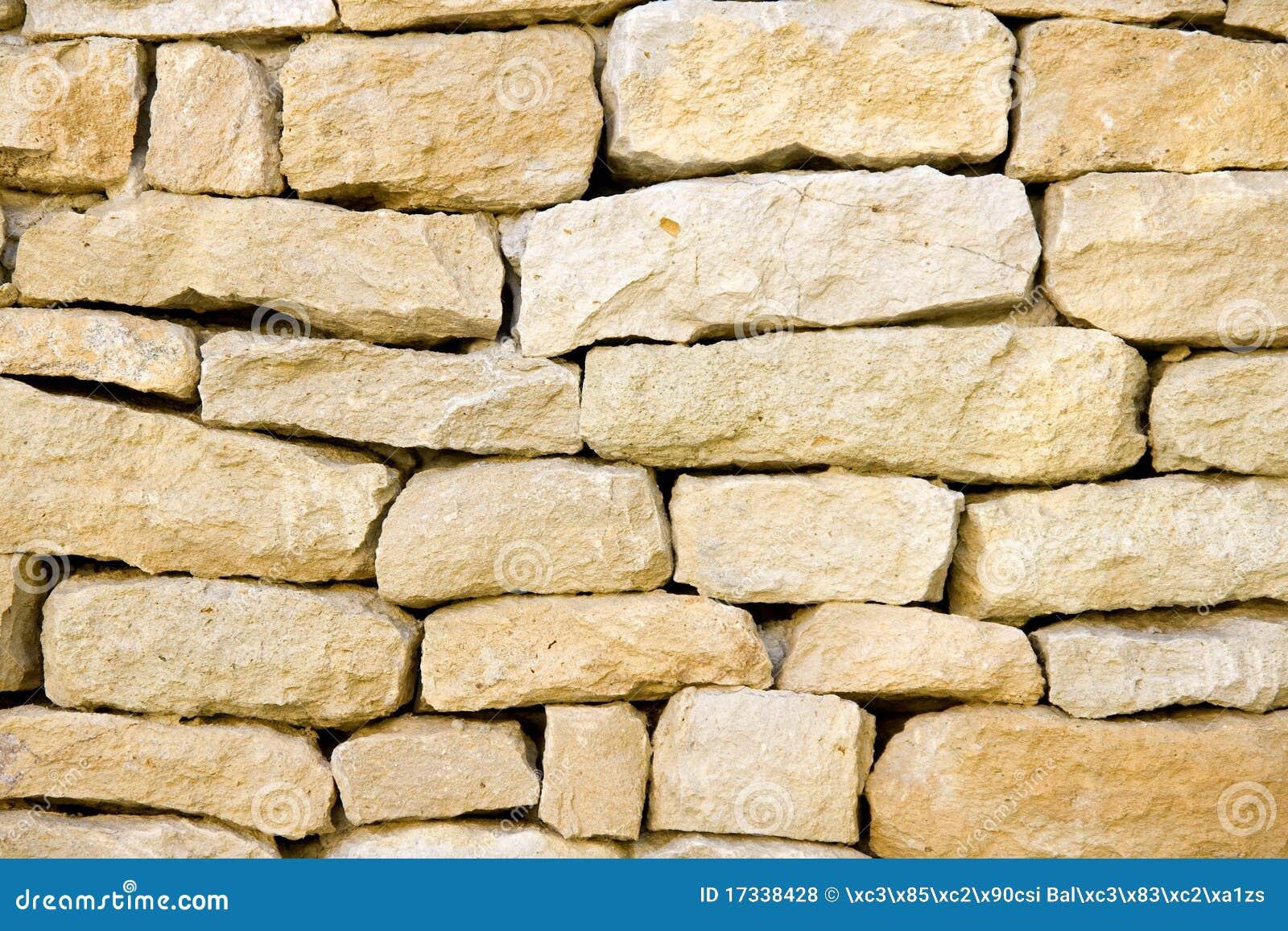 Parete di pietra fotografie stock libere da diritti - Parete di pietra ...