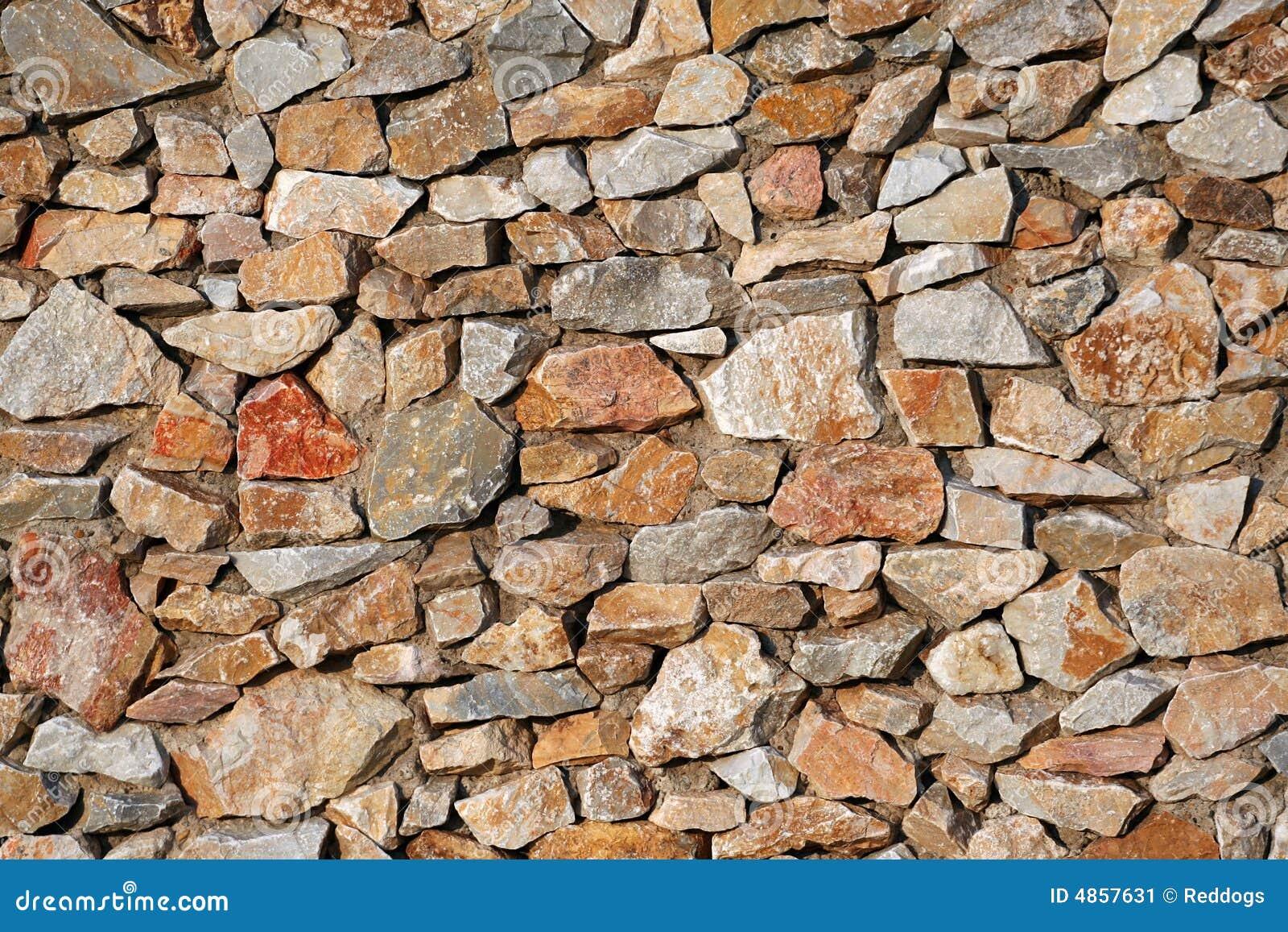 Parete di pietra immagine stock immagine di vecchio - Parete di pietra ...