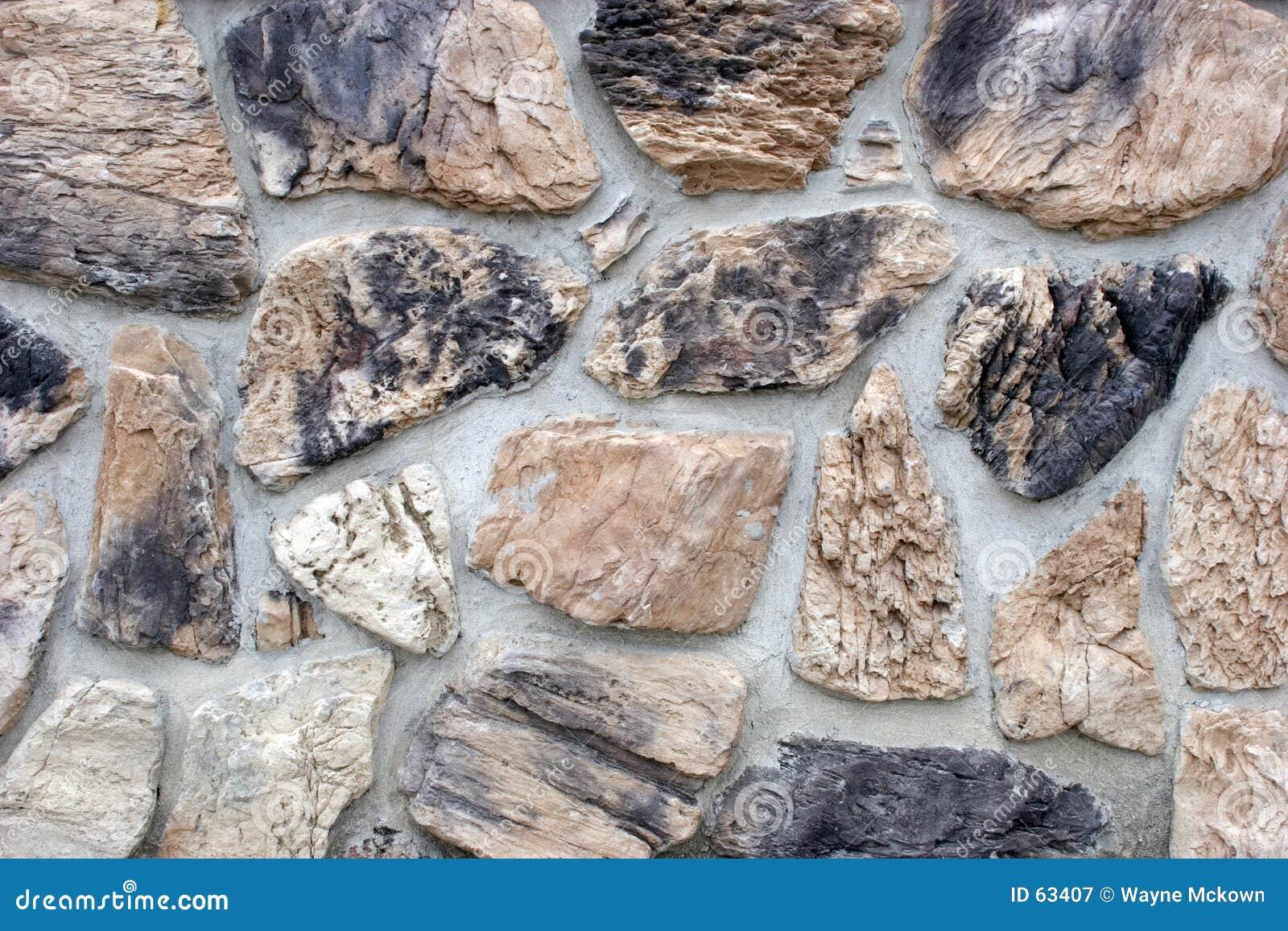 Parete di pietra