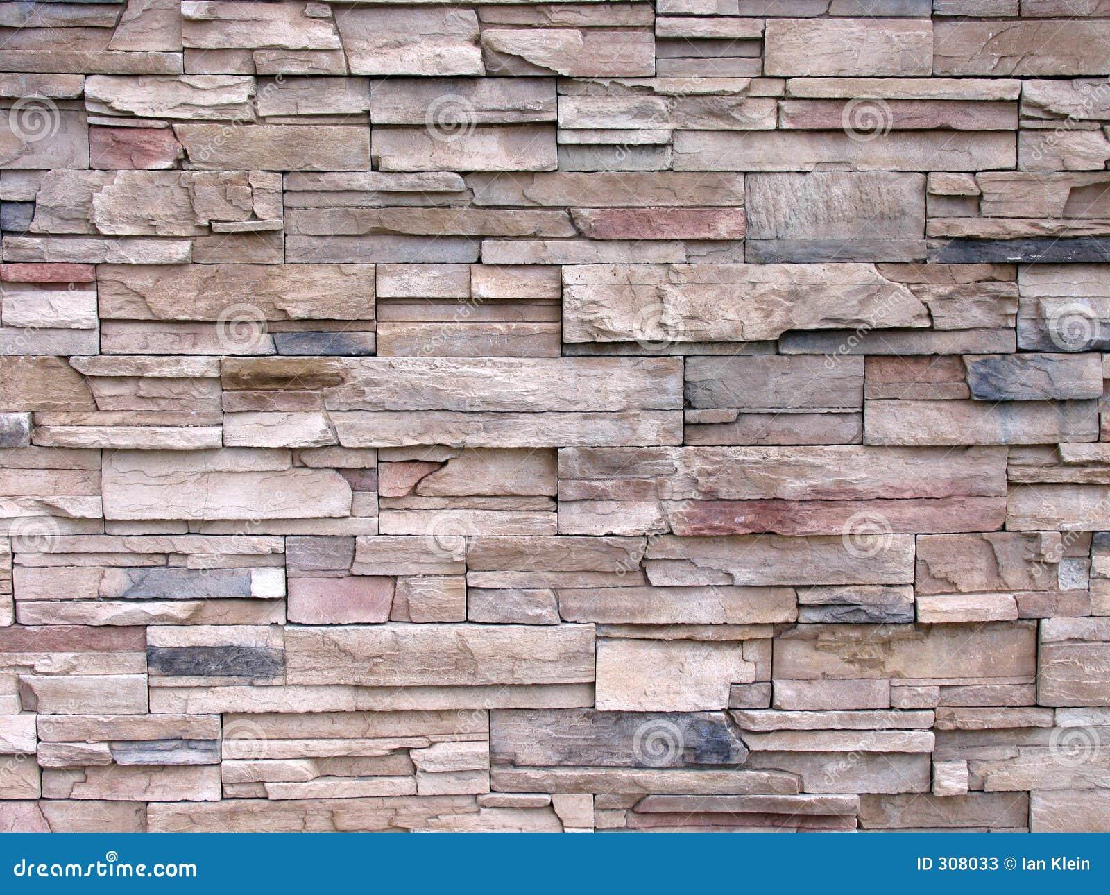 Parete decorativa pietra: delucchi genova ardesia effetto muro ...
