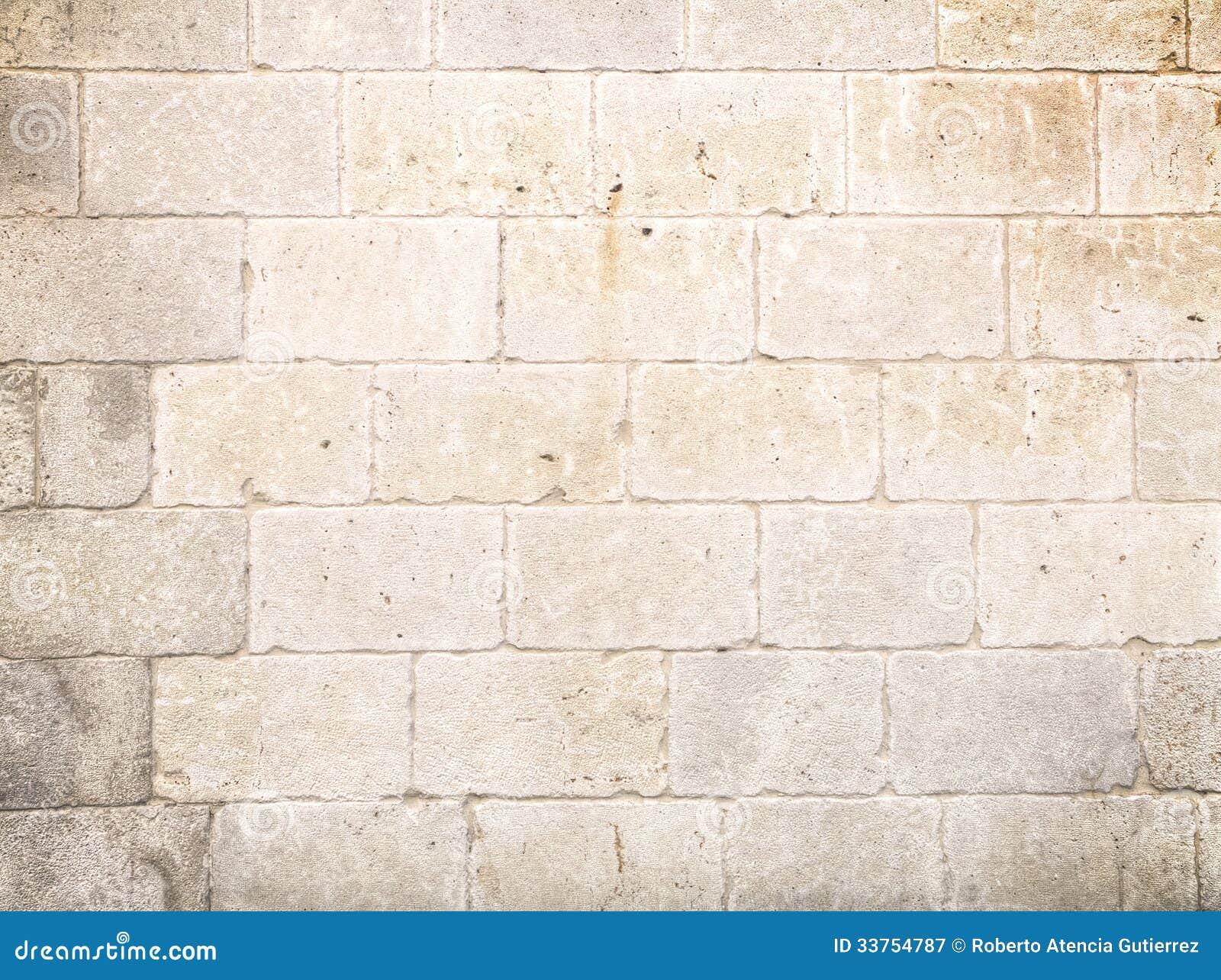 Parete di pietra del blocco immagine stock immagine di - Parete di pietra ...