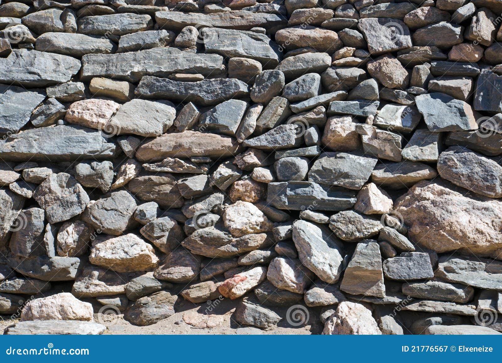 Parete di pietra naturale immagine stock immagine di for Parete pietra