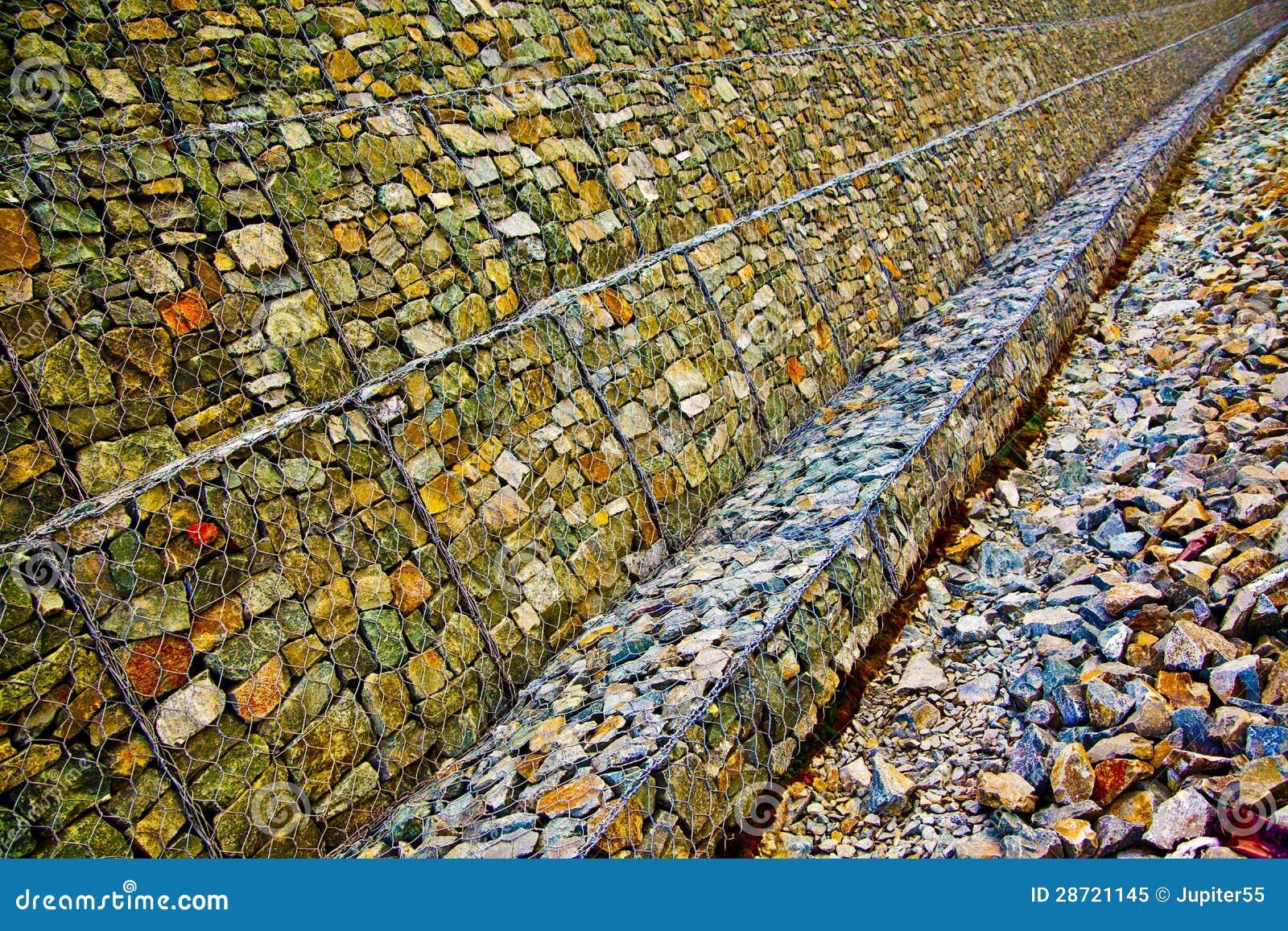 Parete di prospettiva del mosaico giallo fondo giallo for Parete a mosaico