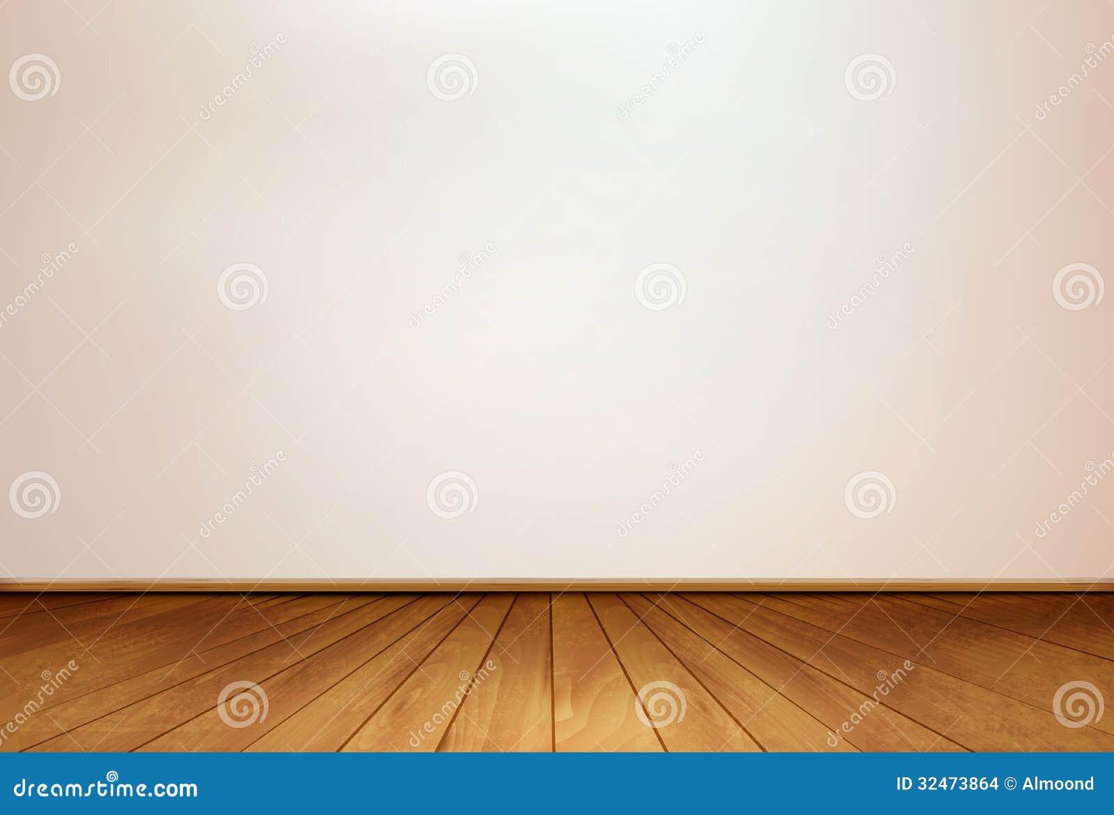 Parete e un pavimento di legno vettore immagini stock - Parete di legno ...