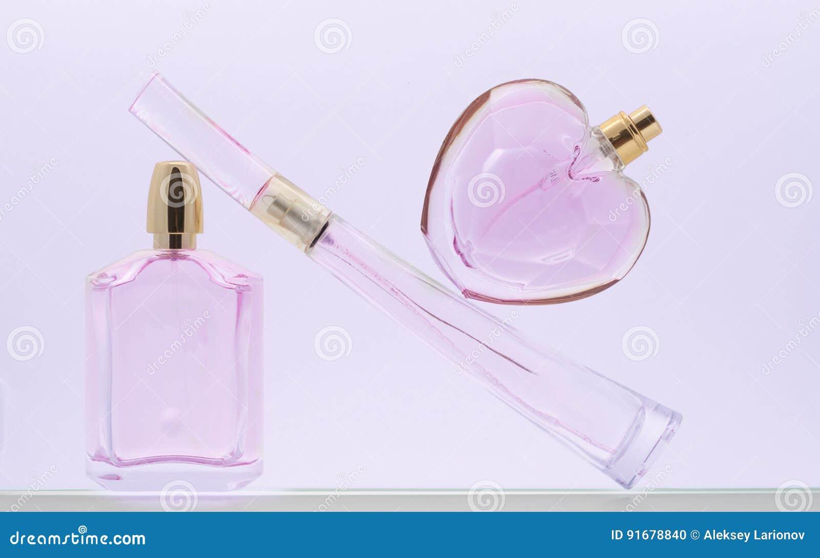 Parfümiert Produkte in den lila Tönen