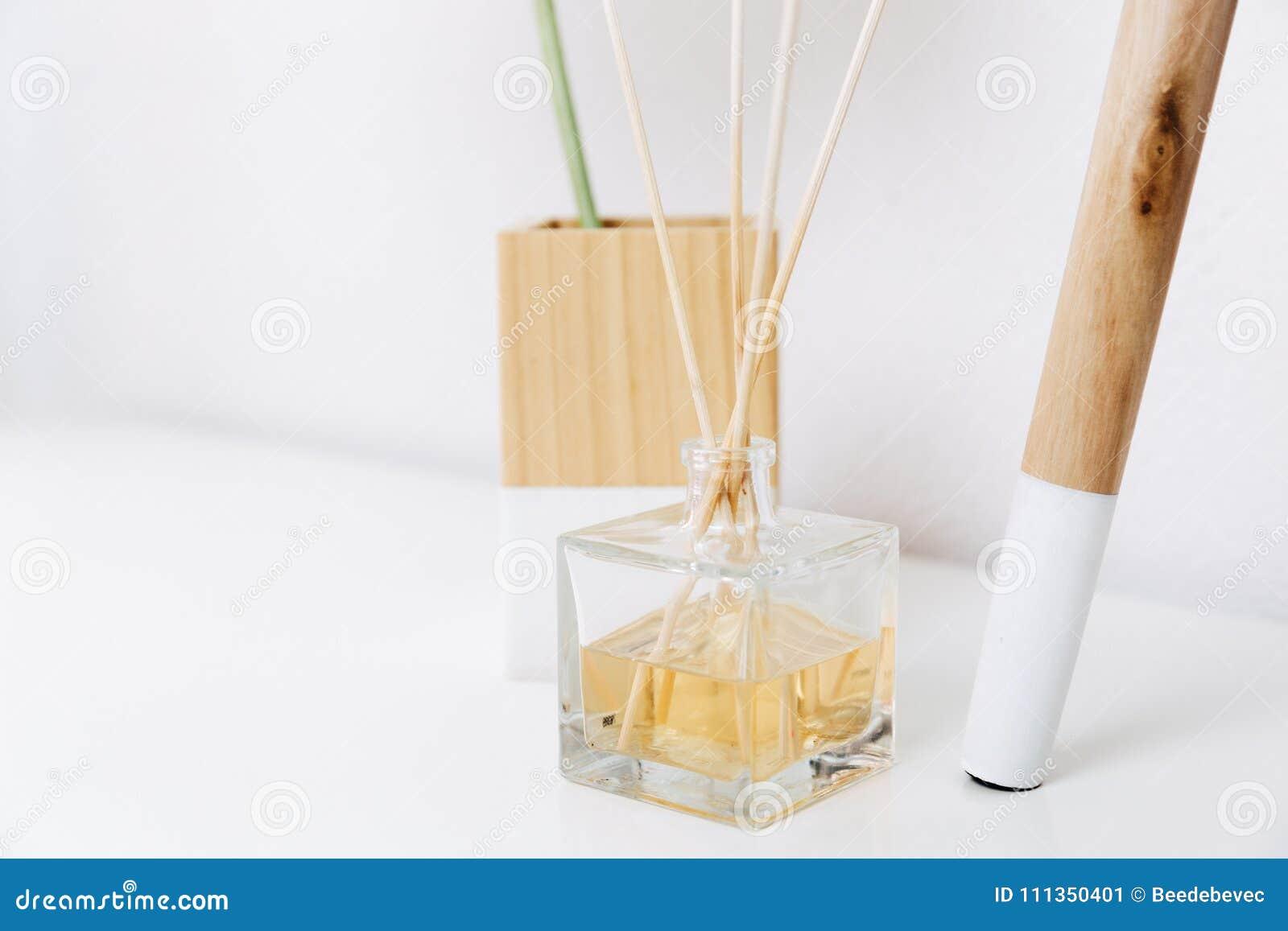 Parfum à la maison Salon minimal de décor