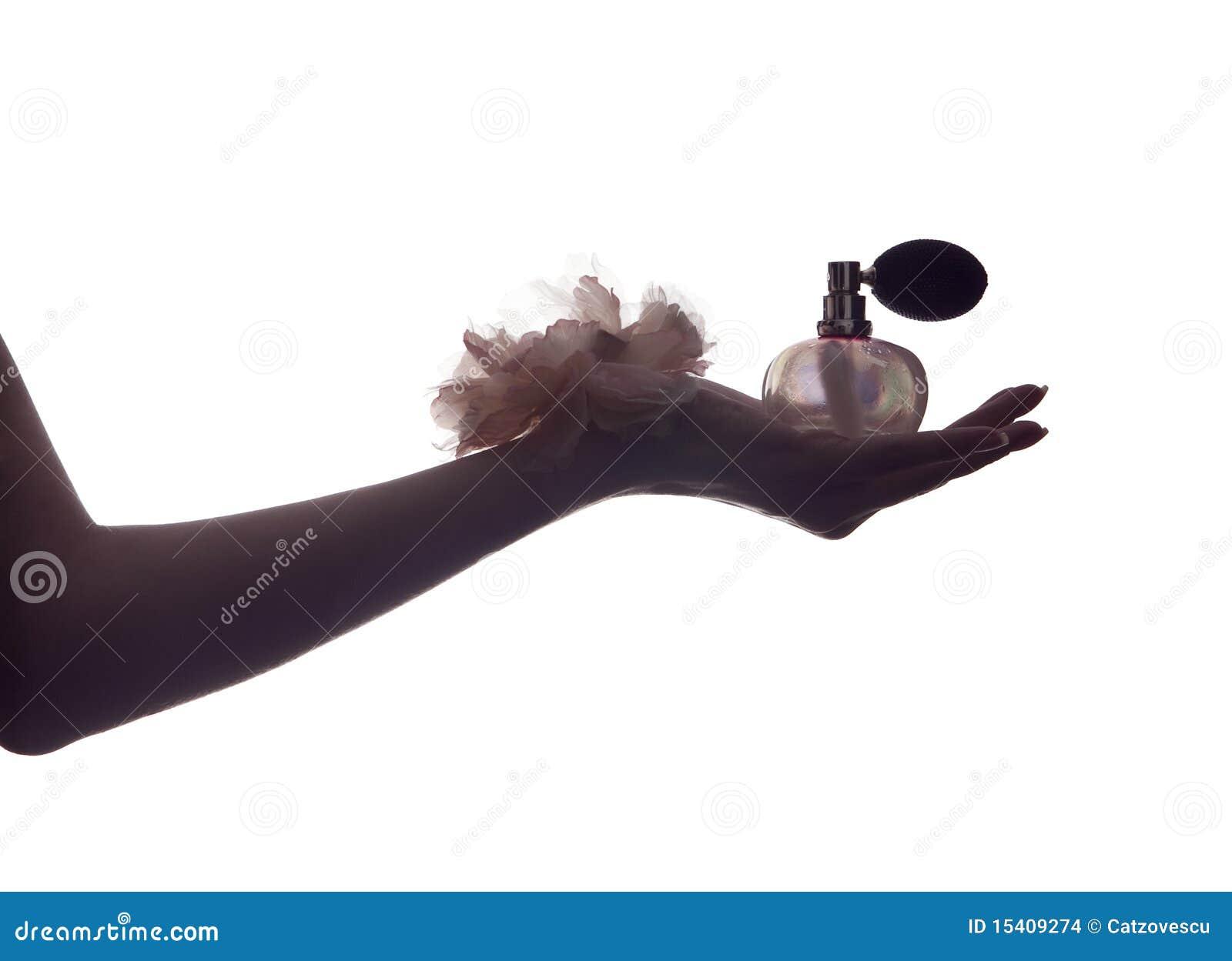 Parfum de parfum de cru