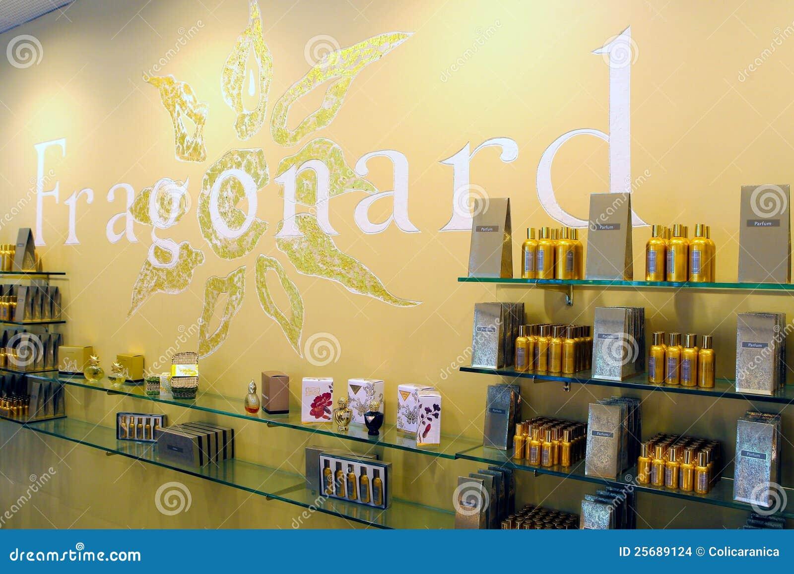 parfumerie fragonard editorial stock image image of. Black Bedroom Furniture Sets. Home Design Ideas