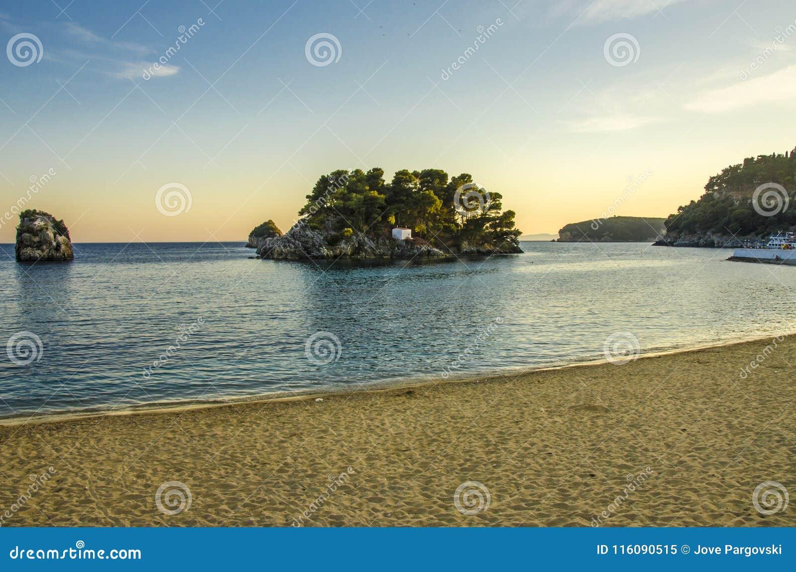 Parga marino ionico, Prevesa, Epiro, Grecia