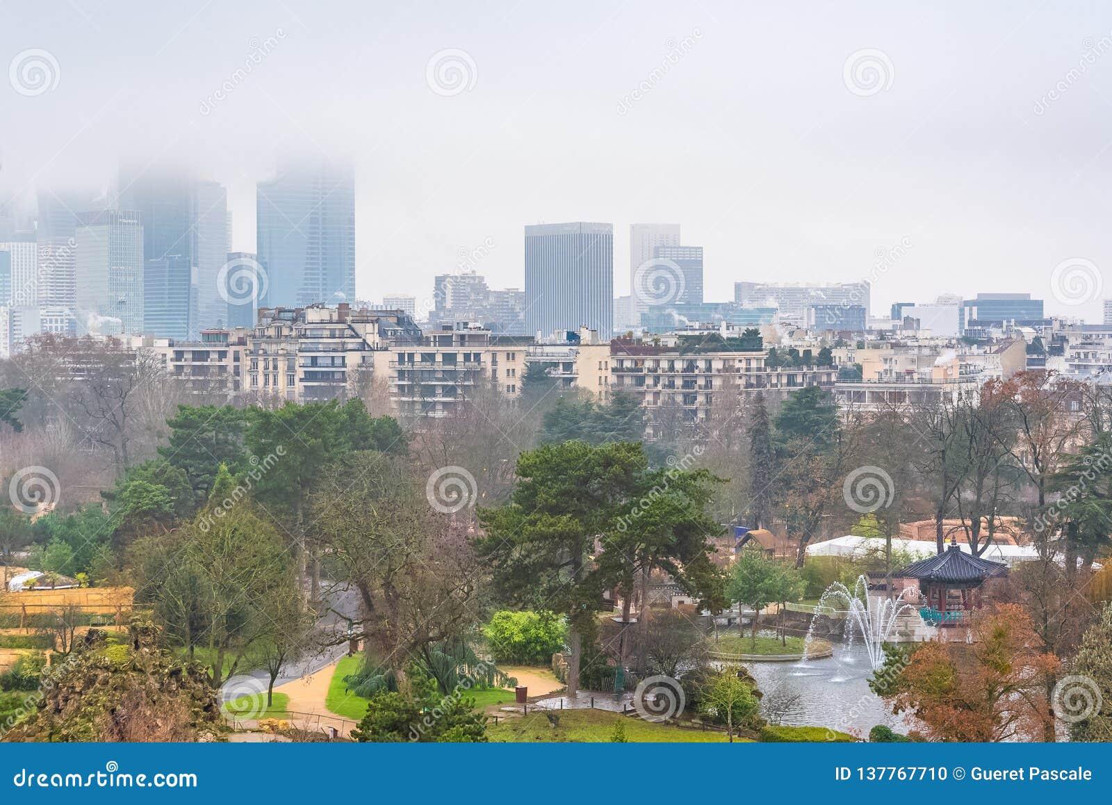 Parigi, il d'Acclimatation di Jardin