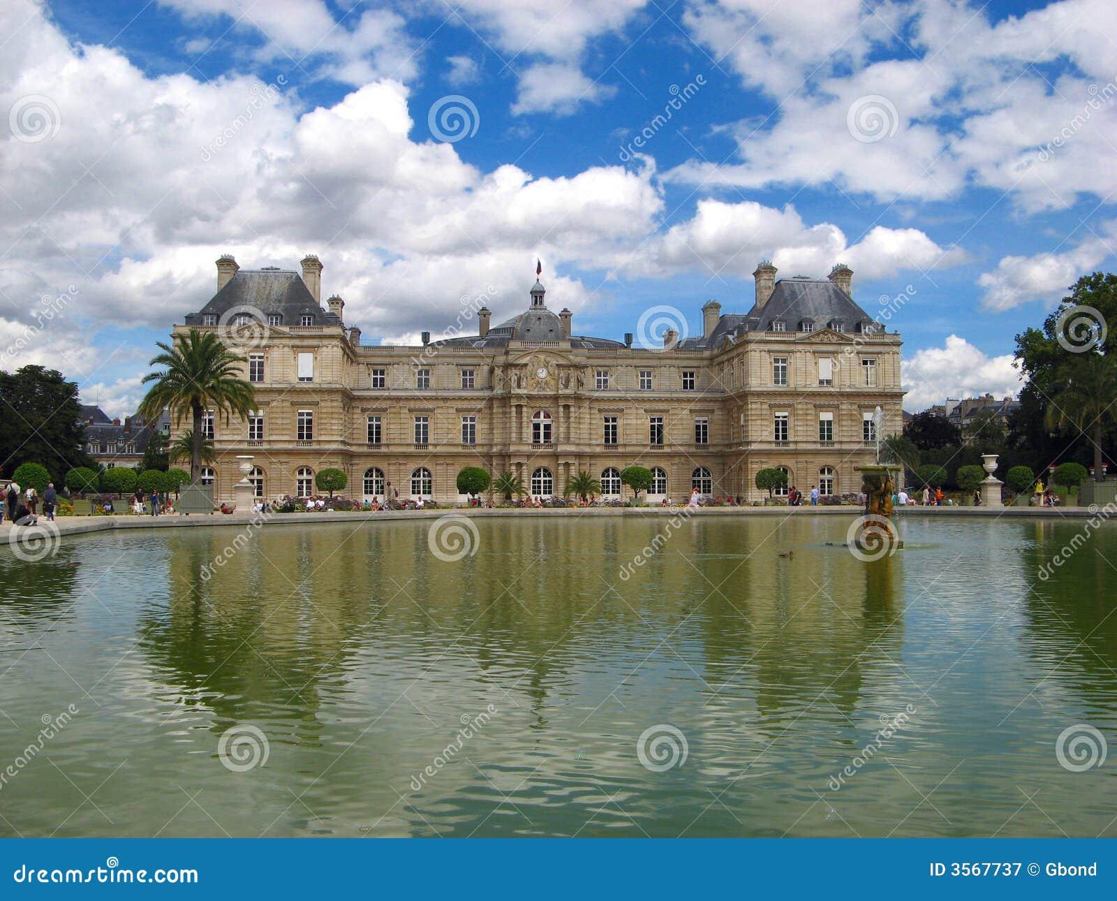 Parigi Lussemburgo