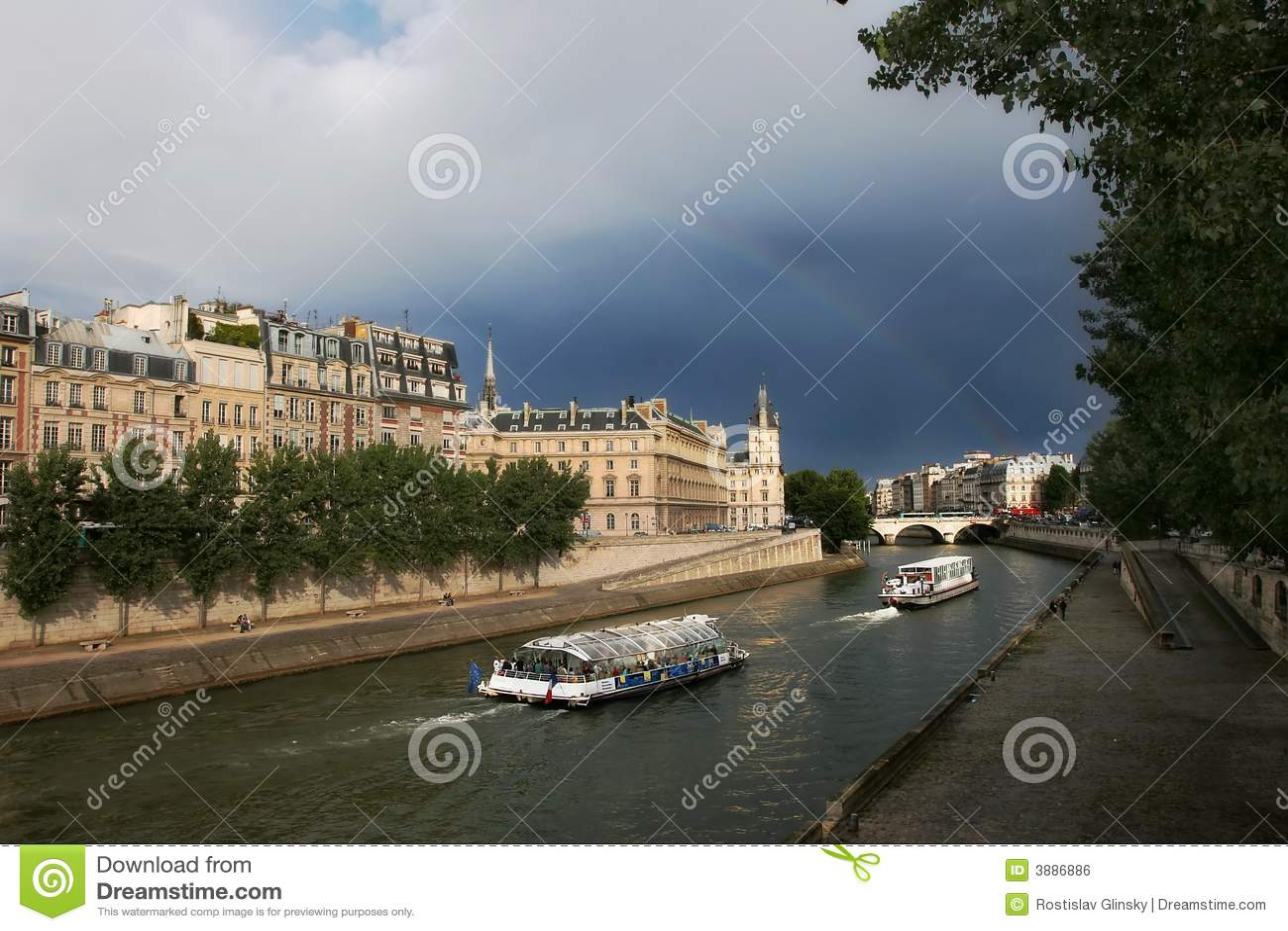 Parigi. Sul Seine #3.