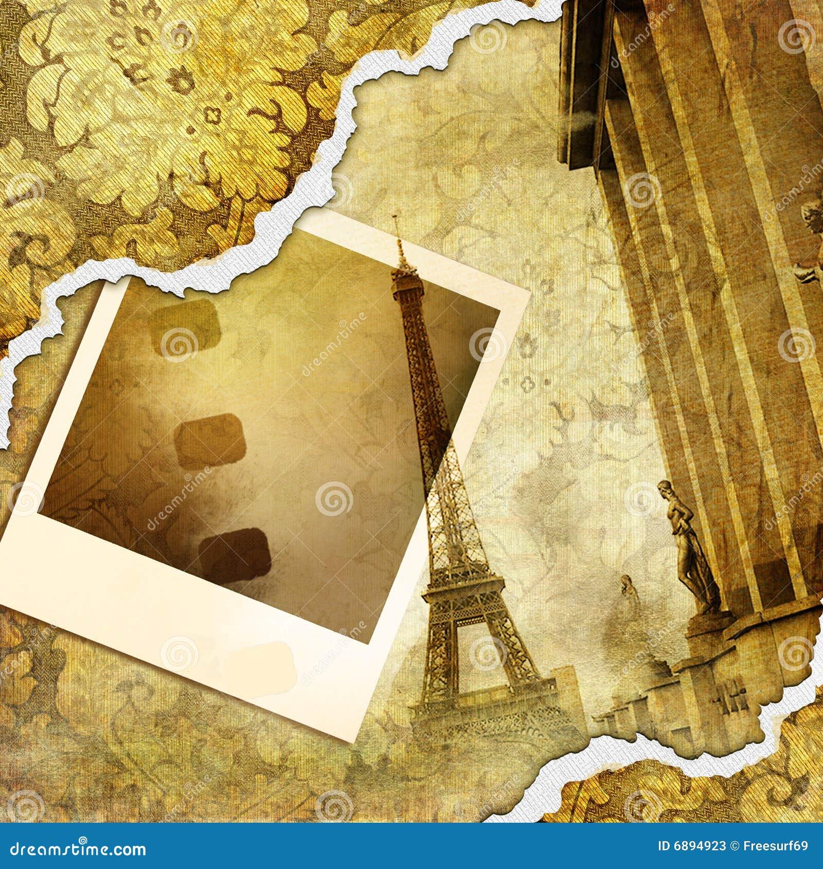 Parijse photoalbum