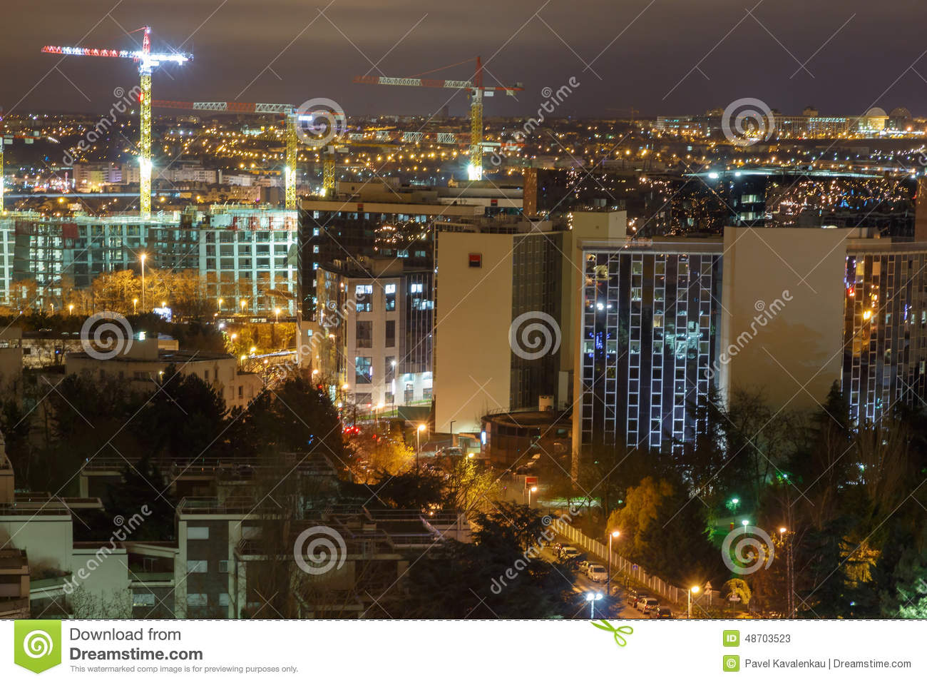 0dae1a0055b Paris. Building. editorial stock photo. Image of town - 48703523