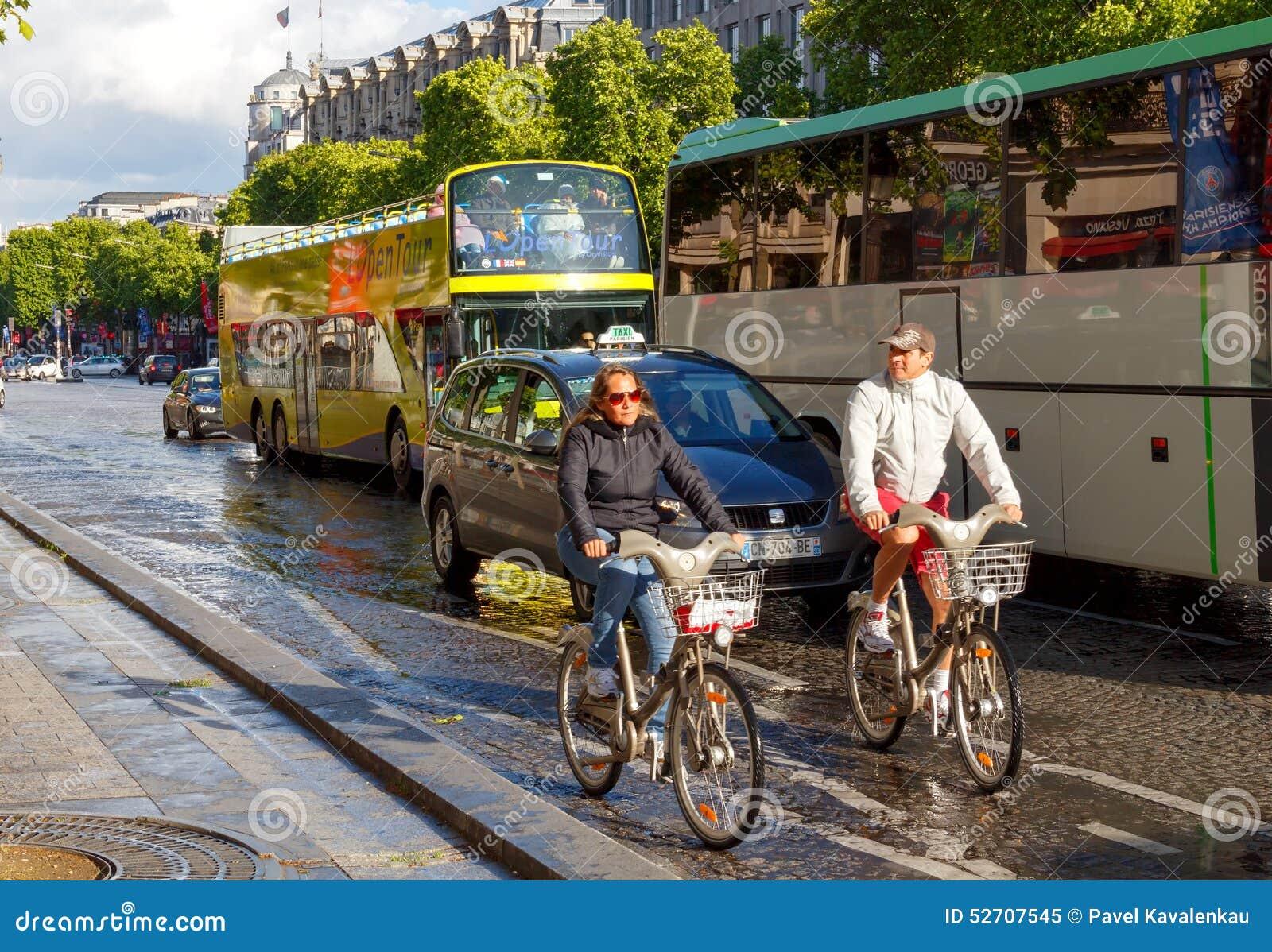 Paris Champs-Elysees