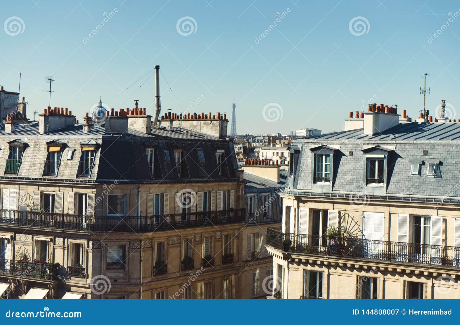 Paris dachy
