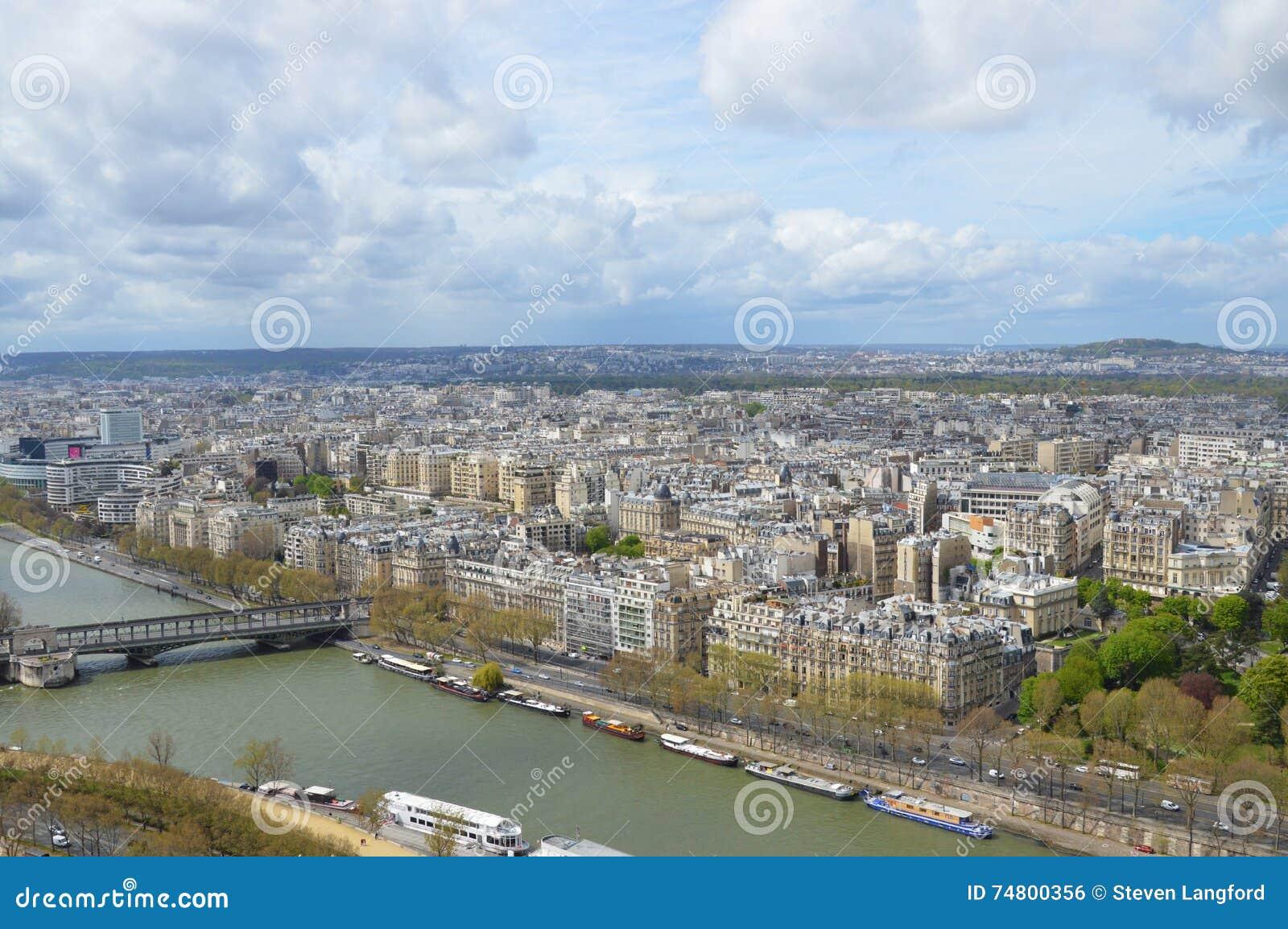 Paris de Tour Eiffel