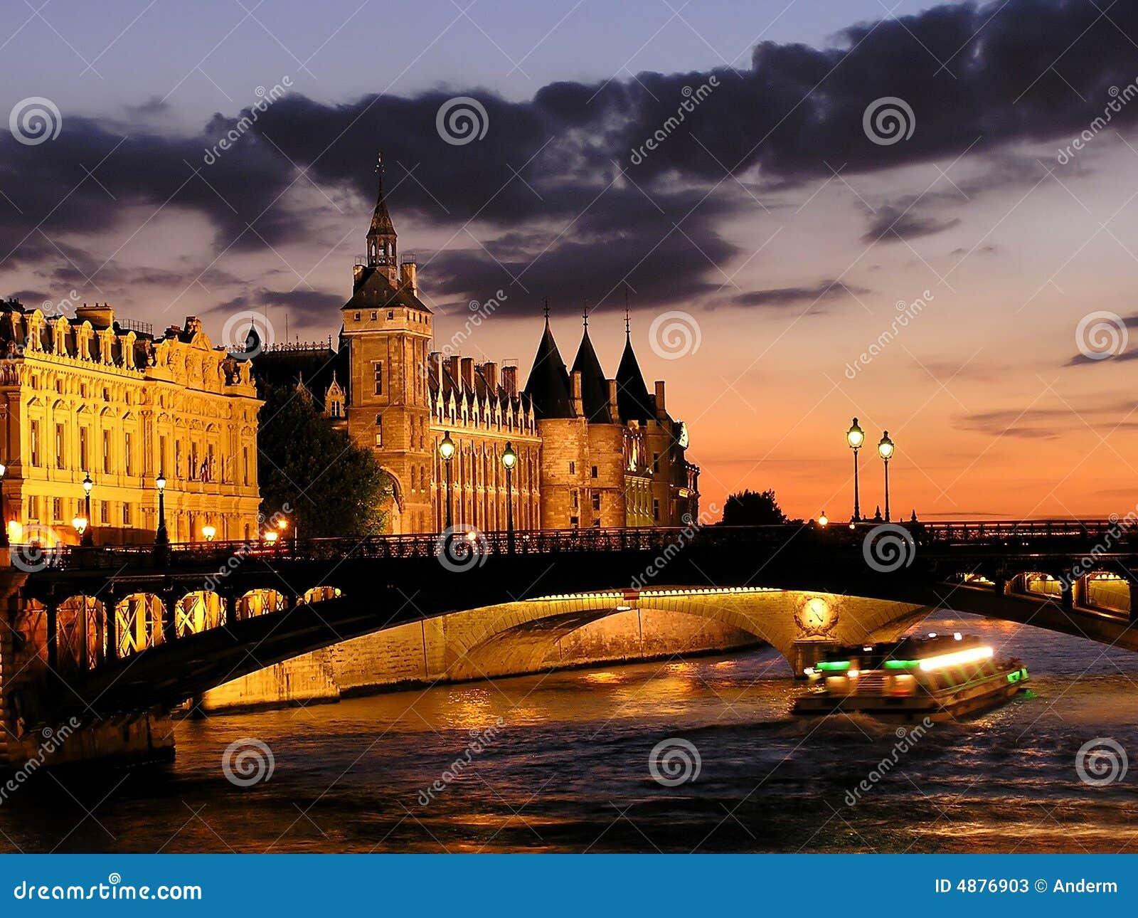 Paris duńskich rzeki