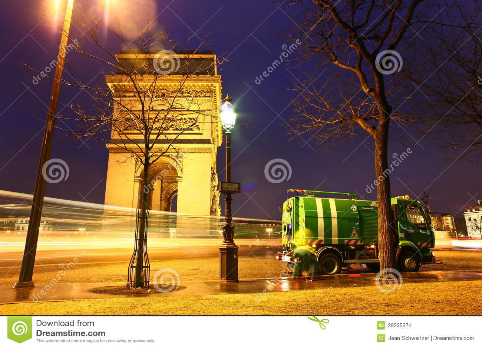 Download Paris etoile imagem de stock editorial. Imagem de memorial - 29235374