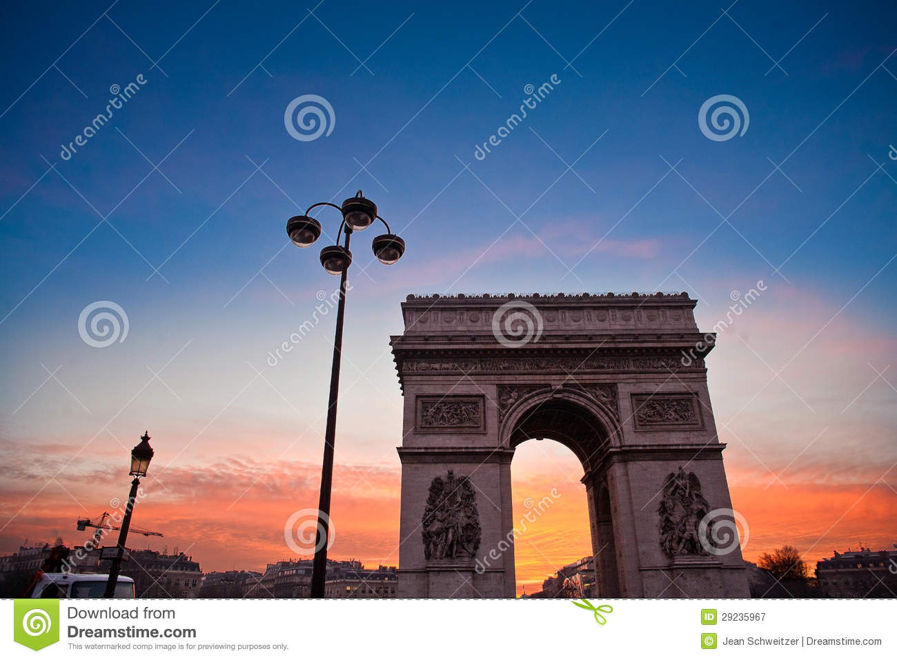 Download Paris etoile fotografia editorial. Imagem de tourism - 29235967