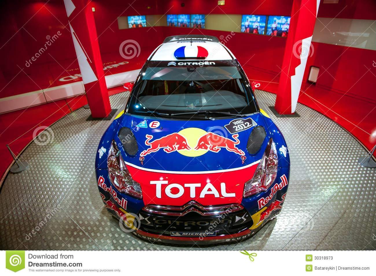 Voiture de course sebastien loeb photo stock ditorial image 30318973 - Voiture sebastien loeb ...