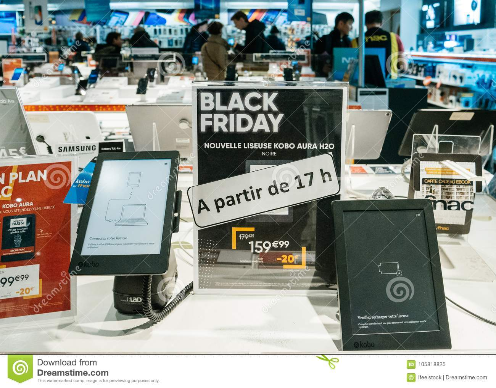 71578b9d7c Black Friday Sale Of Electronics At FNAC Store Kobo