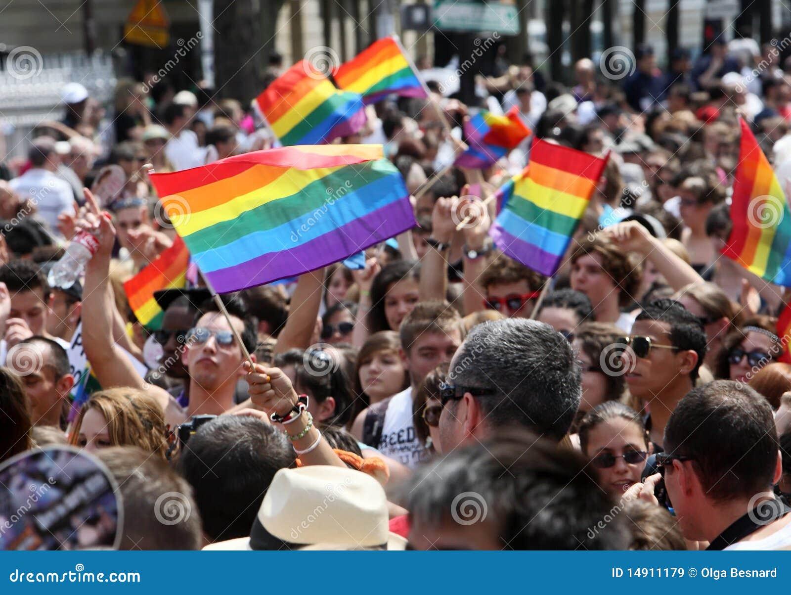 Paris Gay Pride 2010