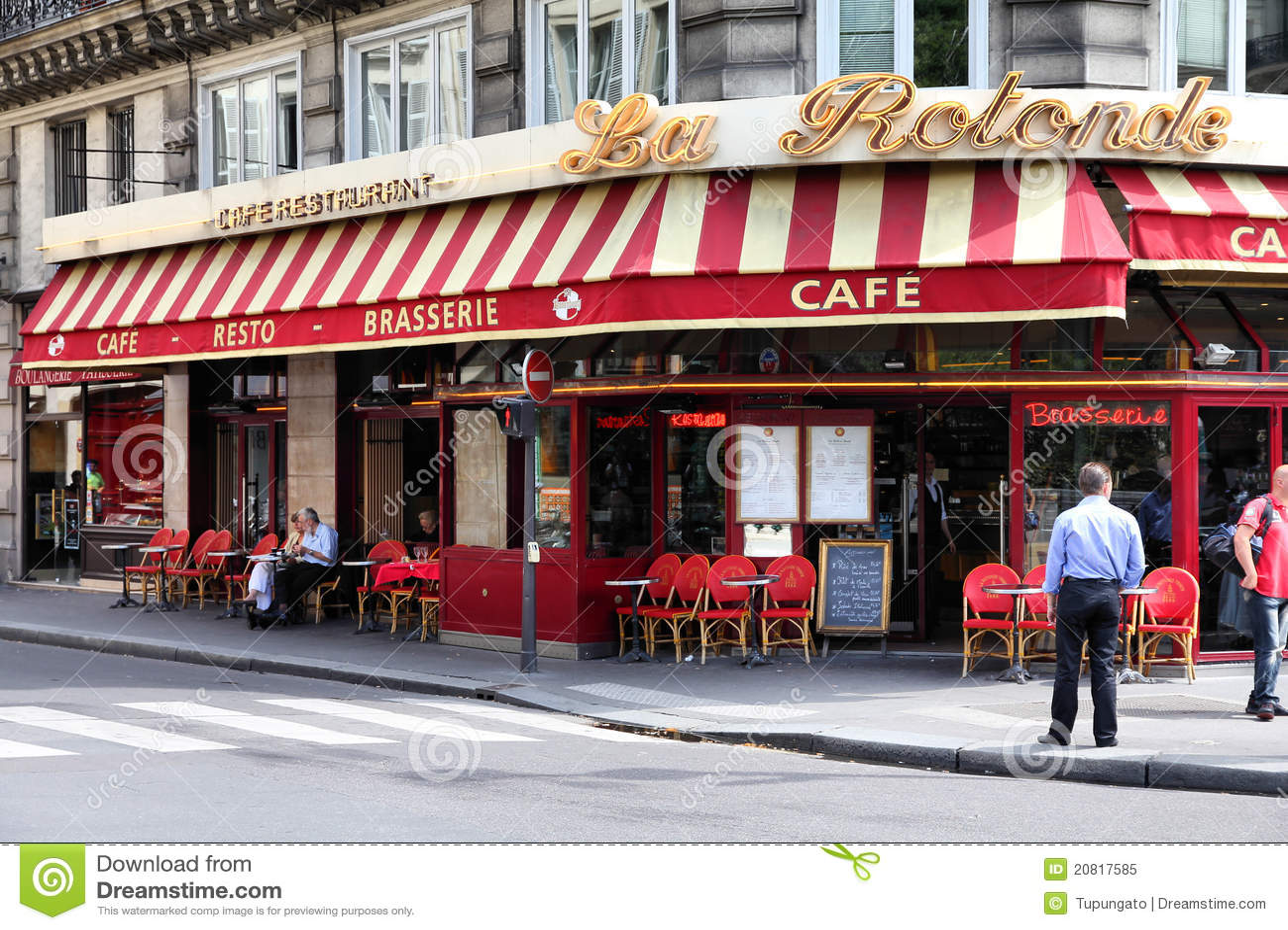 Cafe Du Flore Paris