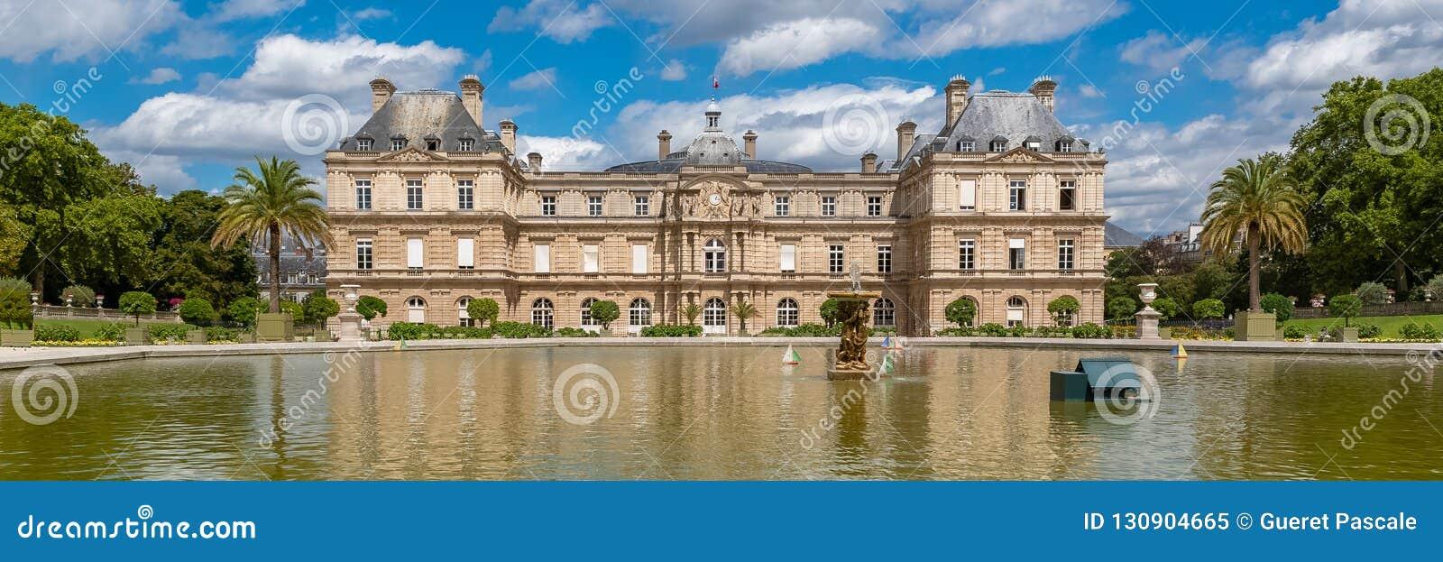Paris, le Senat