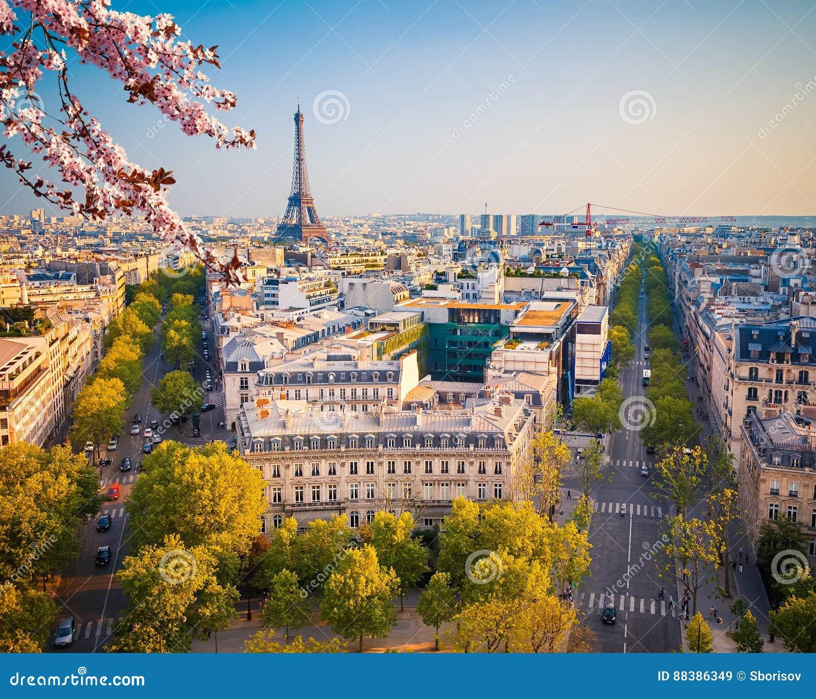 Paris na mola