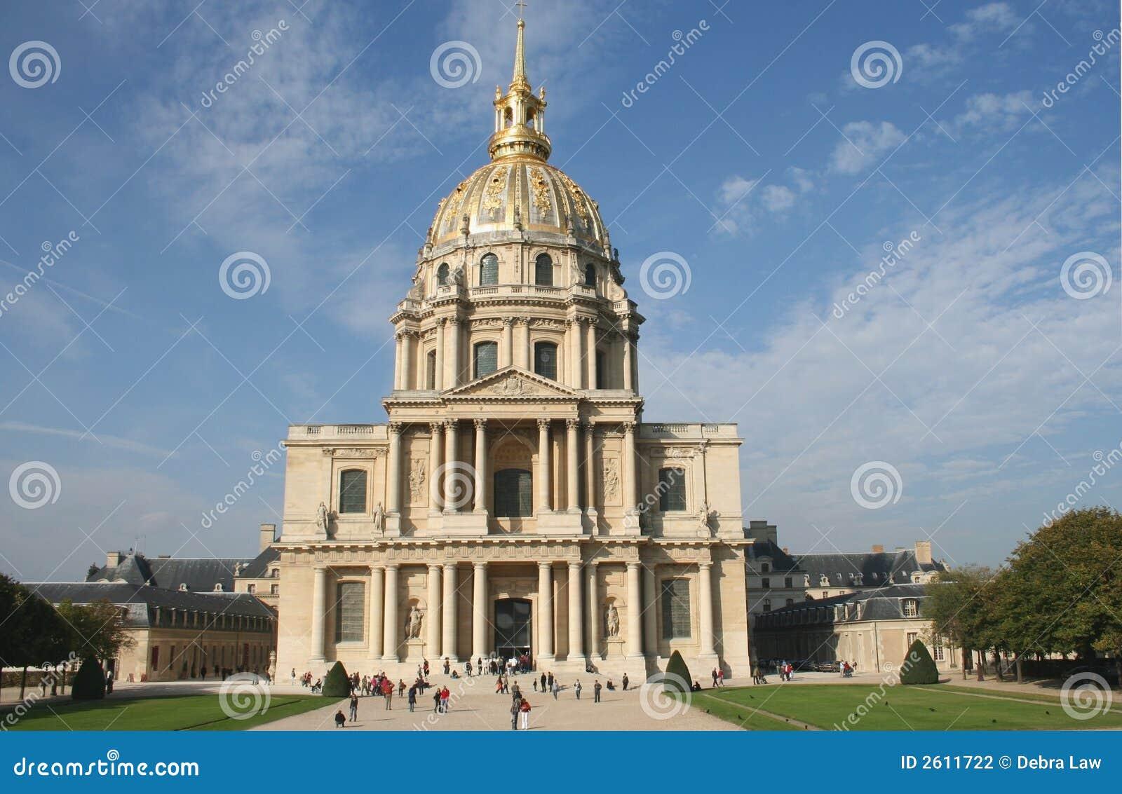 Paris napoleonu s grobowca