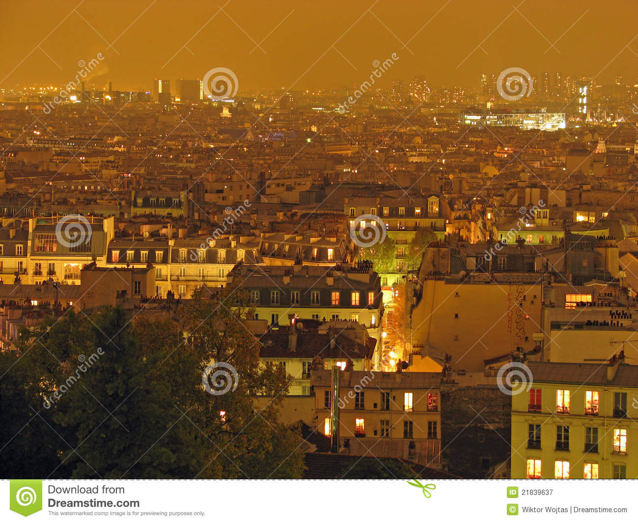 Paris at night royalty free stock photography image for Paris night time