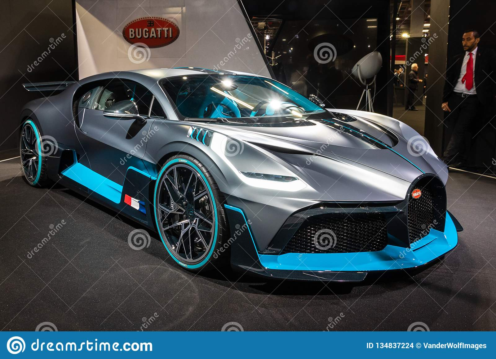 New 2020 Bugatti Divo Extreme Hypercar Editorial Stock ...