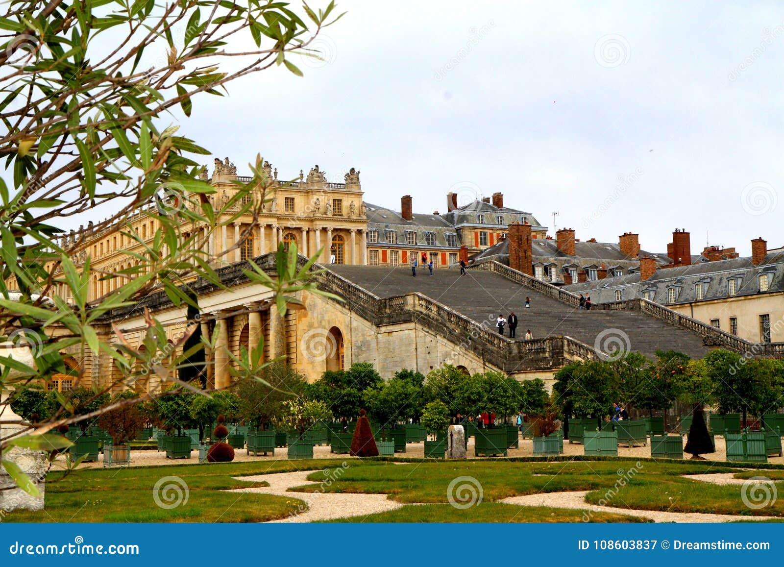 when in paris le jardins de versailles - Les Jardins De Versailles