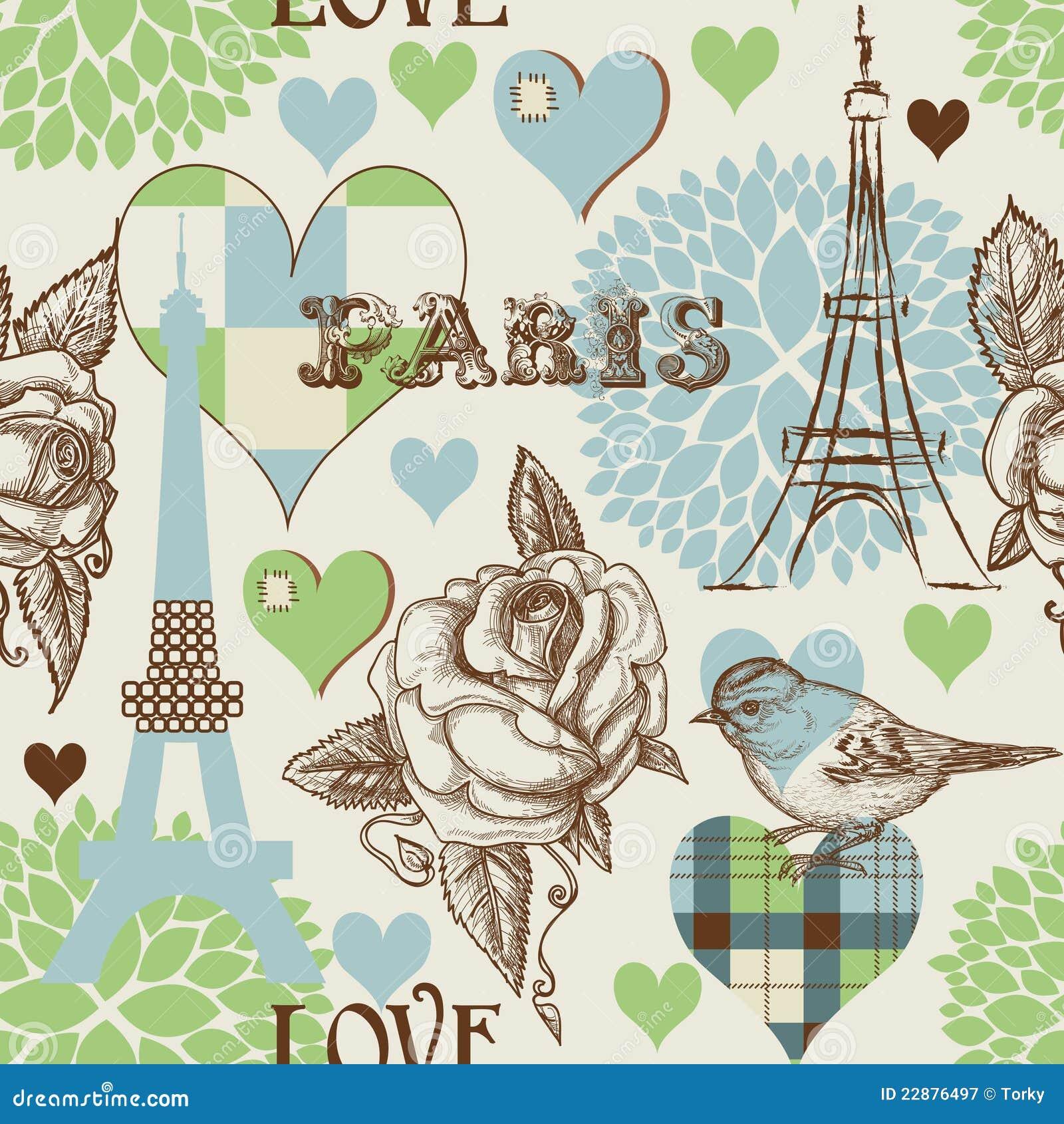 Old paris street map royalty free stock photo image 15885665 - Paris Seamless Pattern Royalty Free Stock Photography