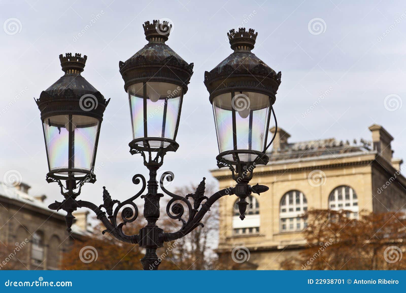 paris lighting street - photo #10