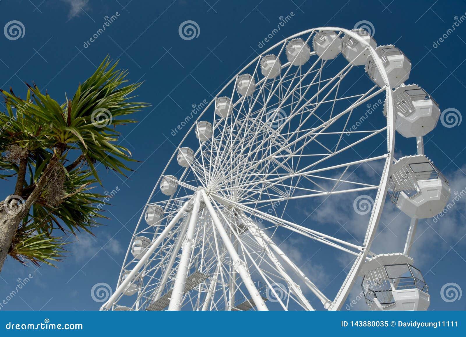 Pariserhjul på Bournemouth promenad, Dorset