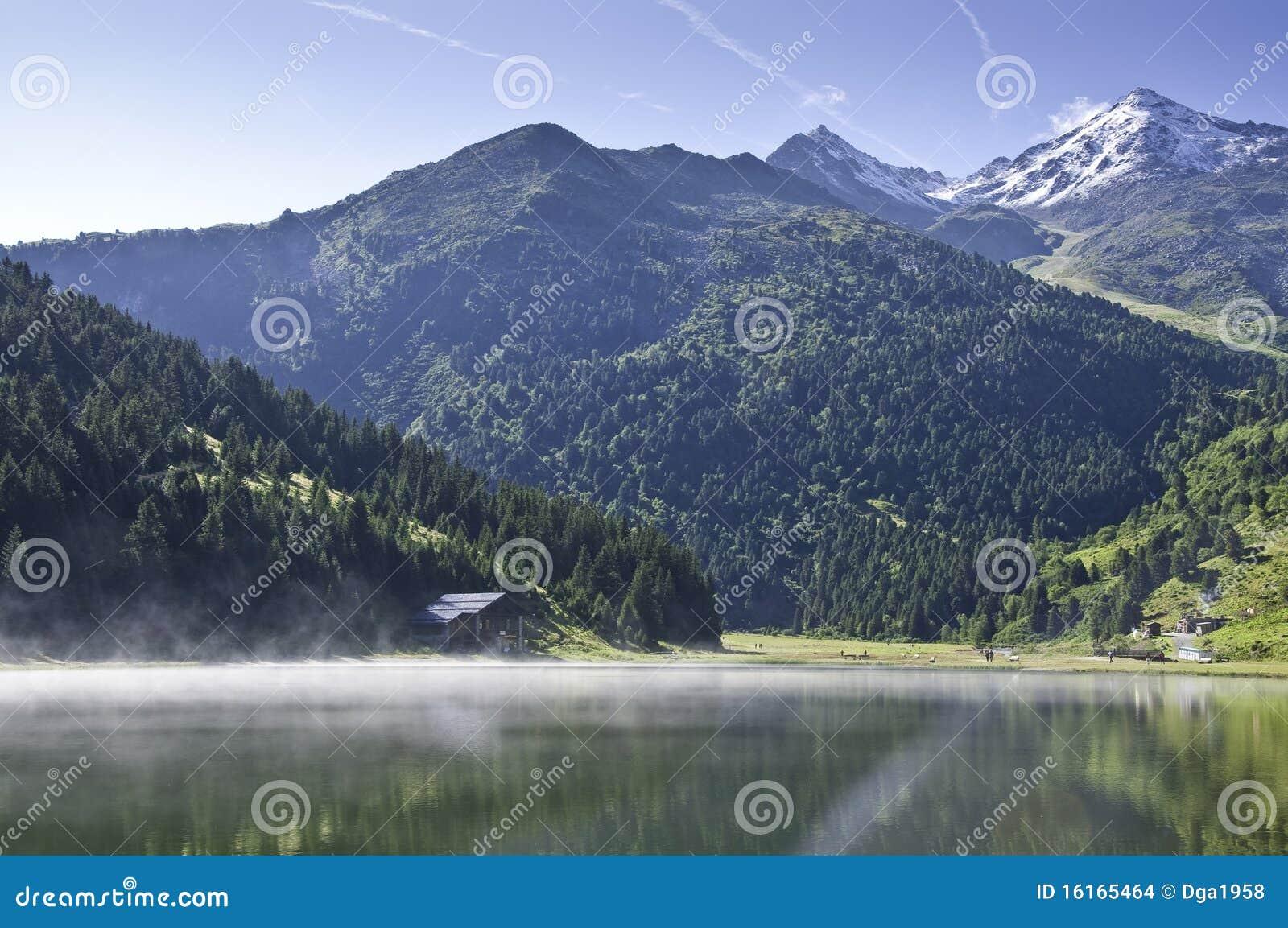 Park narodowy vanoise